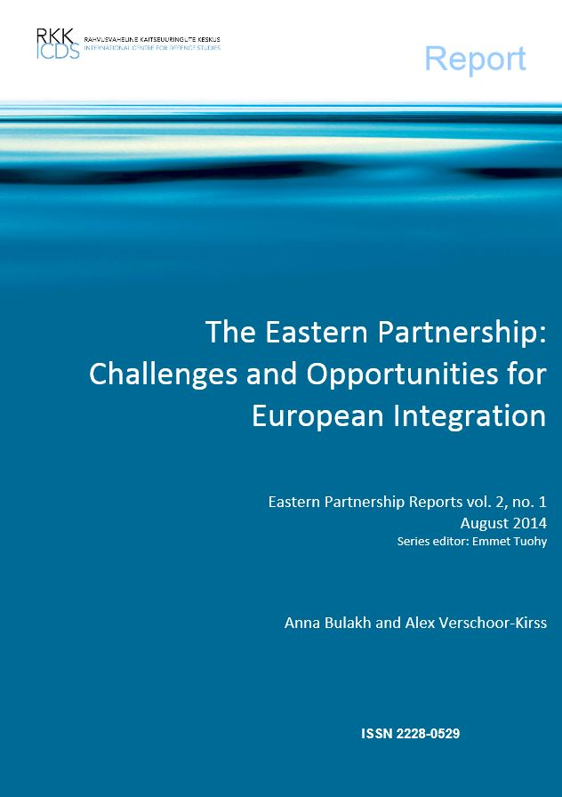 Image for The Eastern Partnership: Challenges and Opportunities for European Integration