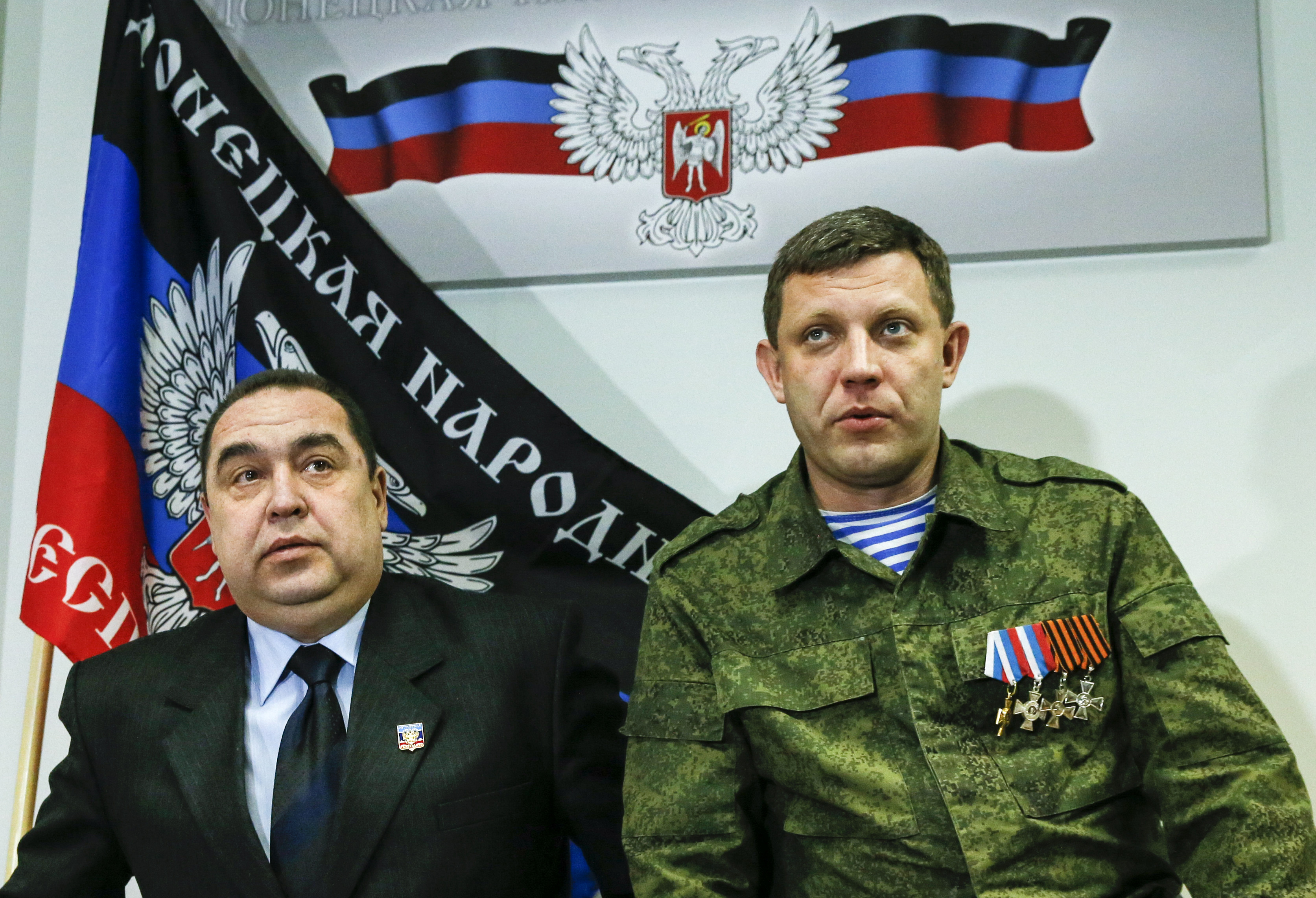 Image for Minsk Armistice in Ukraine Advances to Political Phase