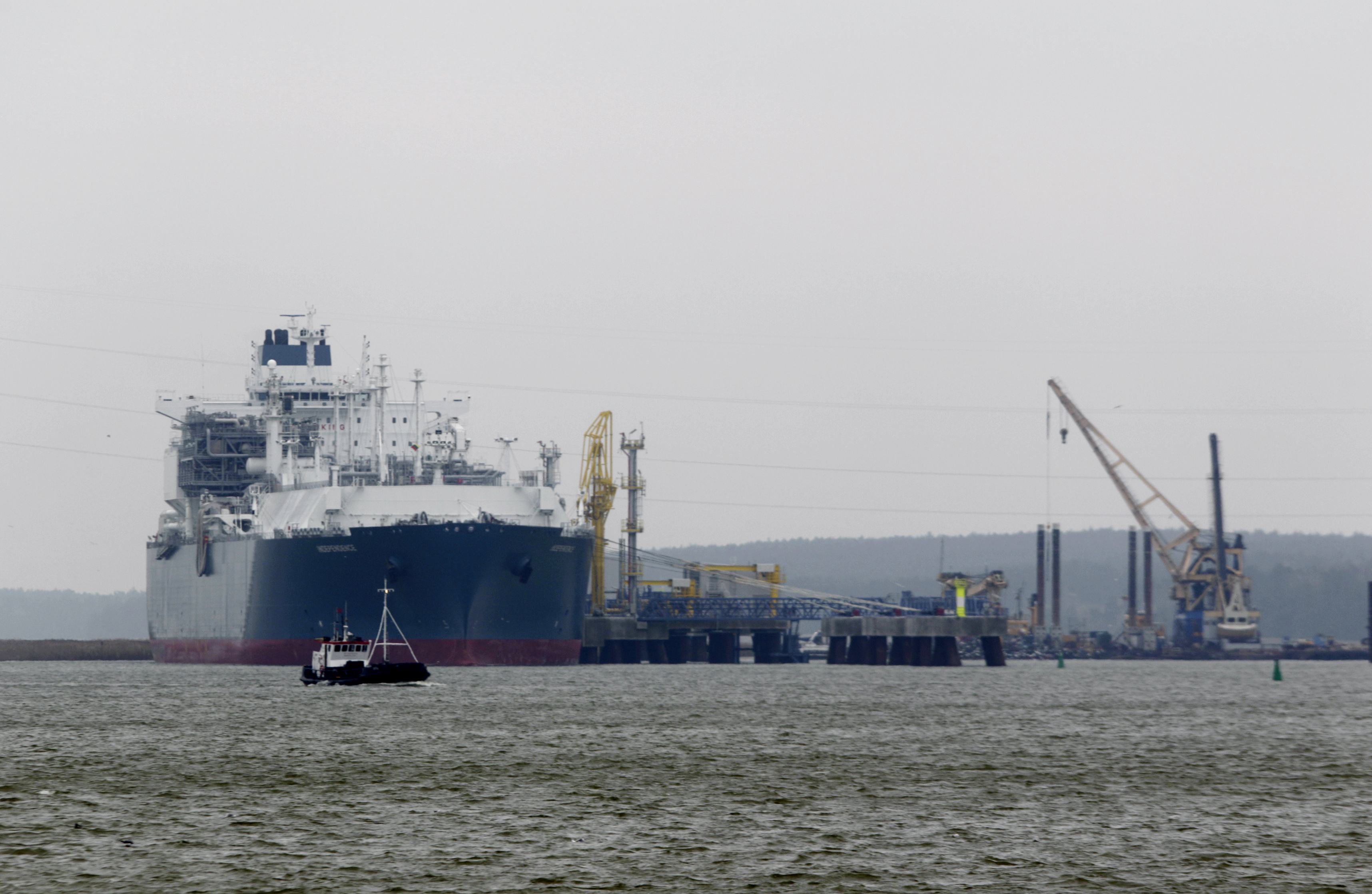 Image for The Baltic-Nordic Region and the Future European LNG Market