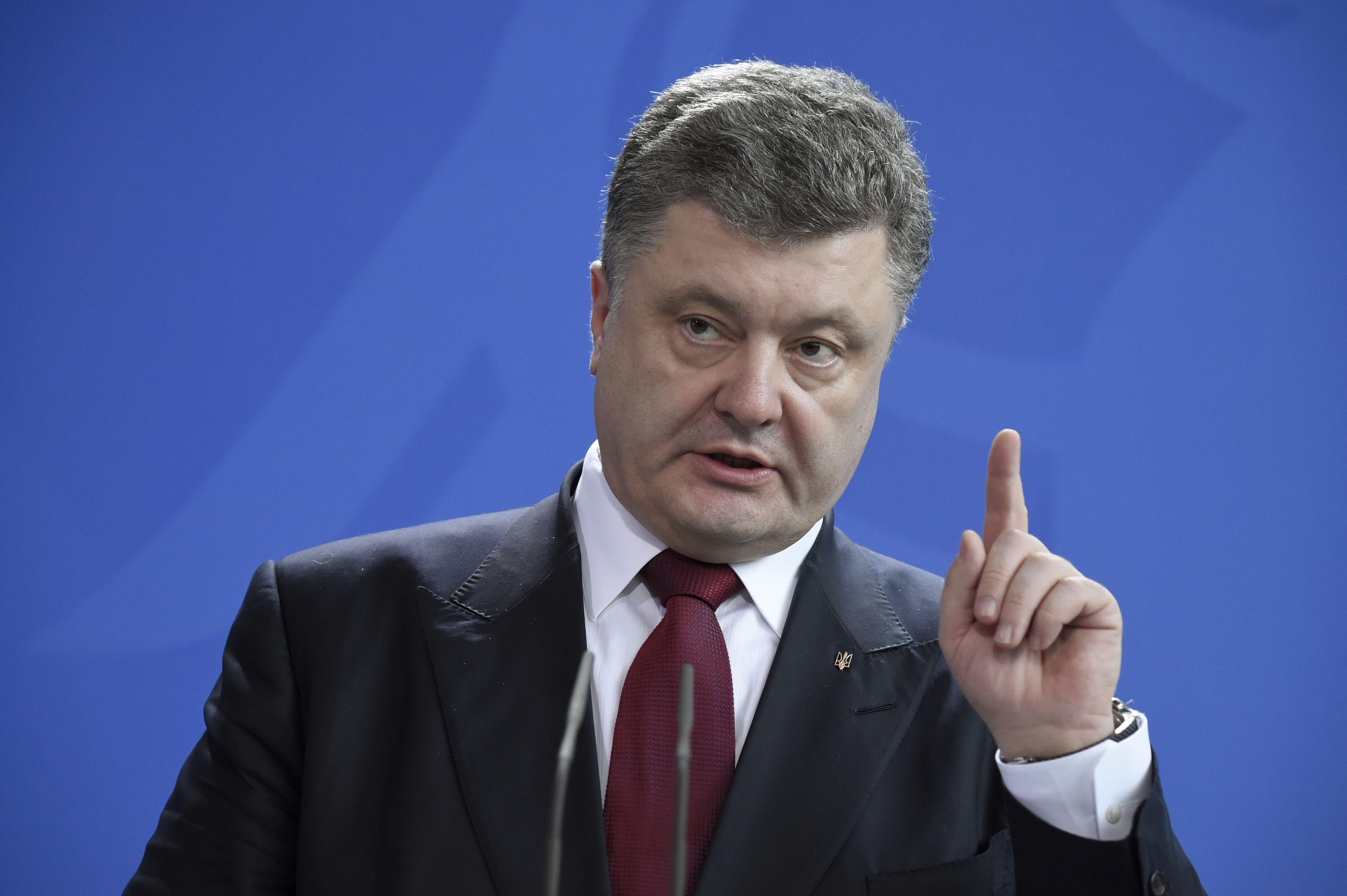 Image for Введение на восток Украины миротворческих сил ООН было бы правильным решением