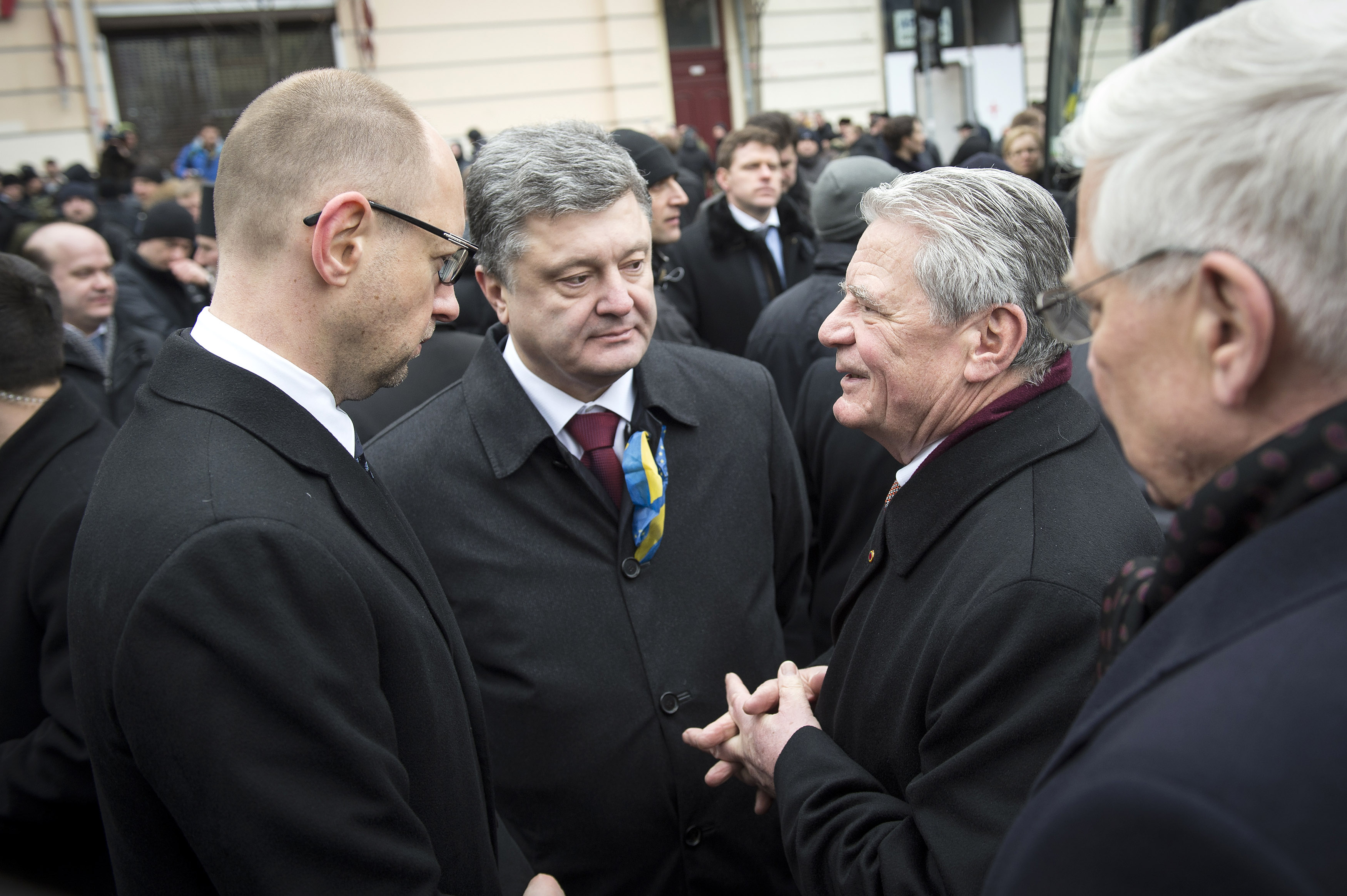 Image for Is a Minsk III Agreement Next?