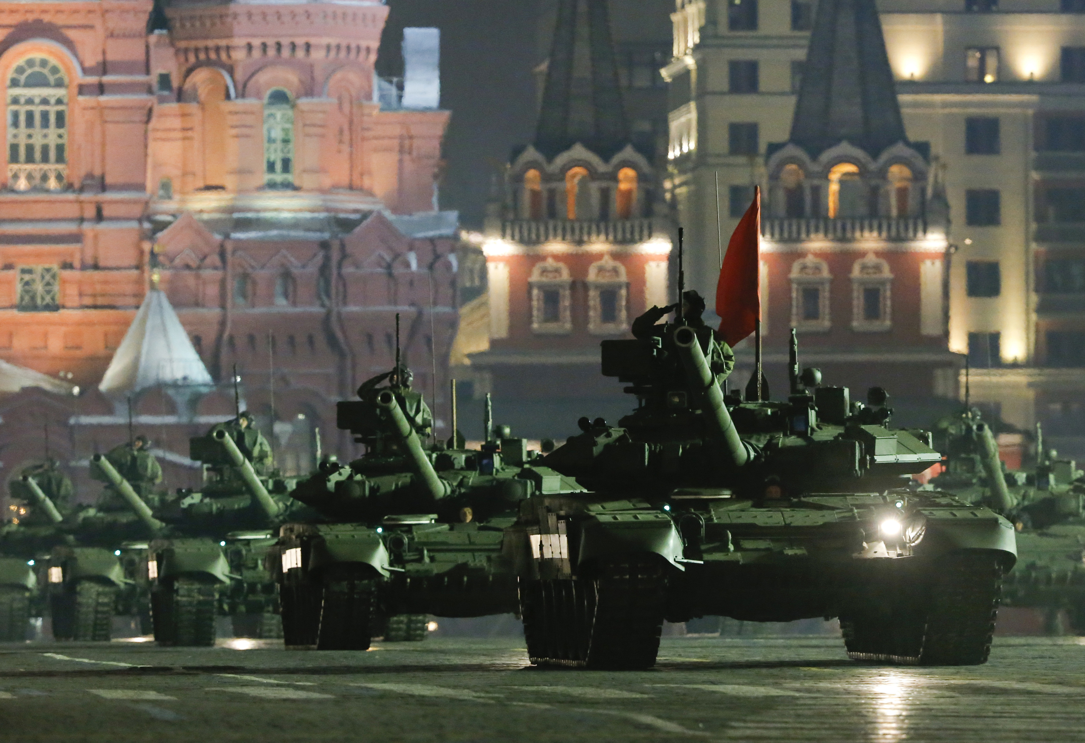 Image for Russian Armed Forces in 2014 – A Short-term prognosis