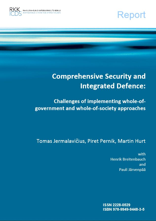 Image for Comprehensive Security and Integrated Defence