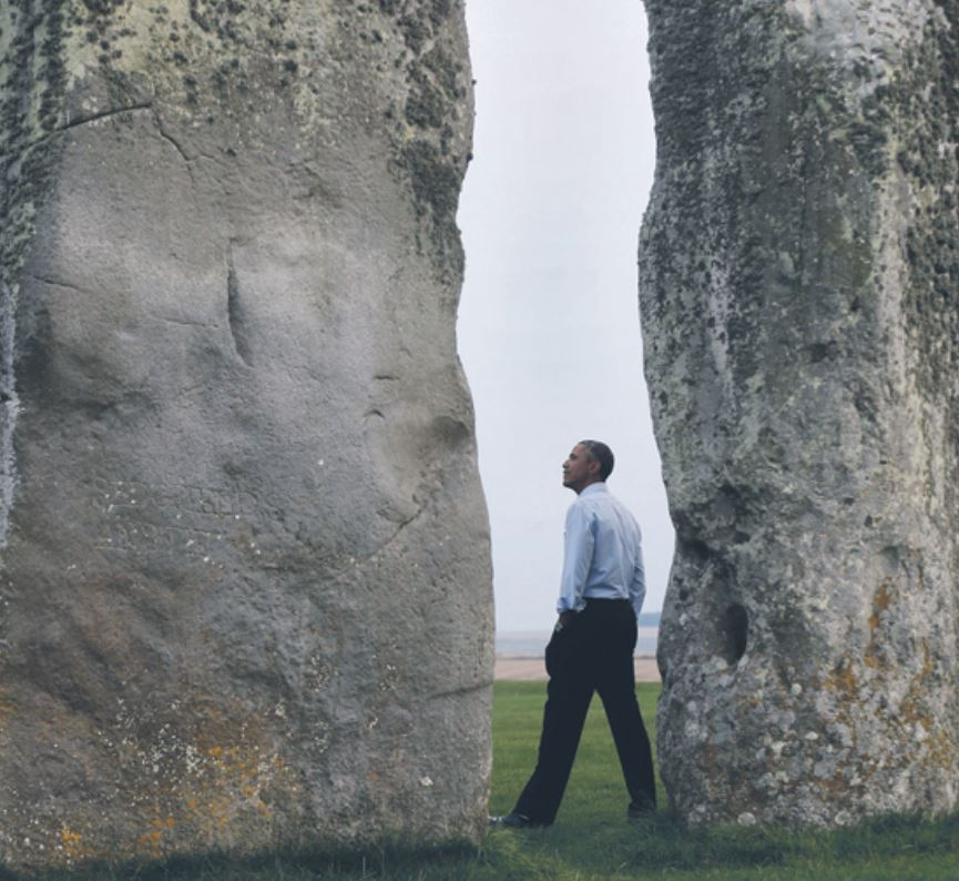 Image for The President, Stones and the Sun