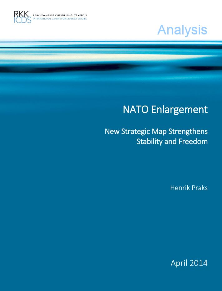 Image for NATO Enlargement – an Analysis