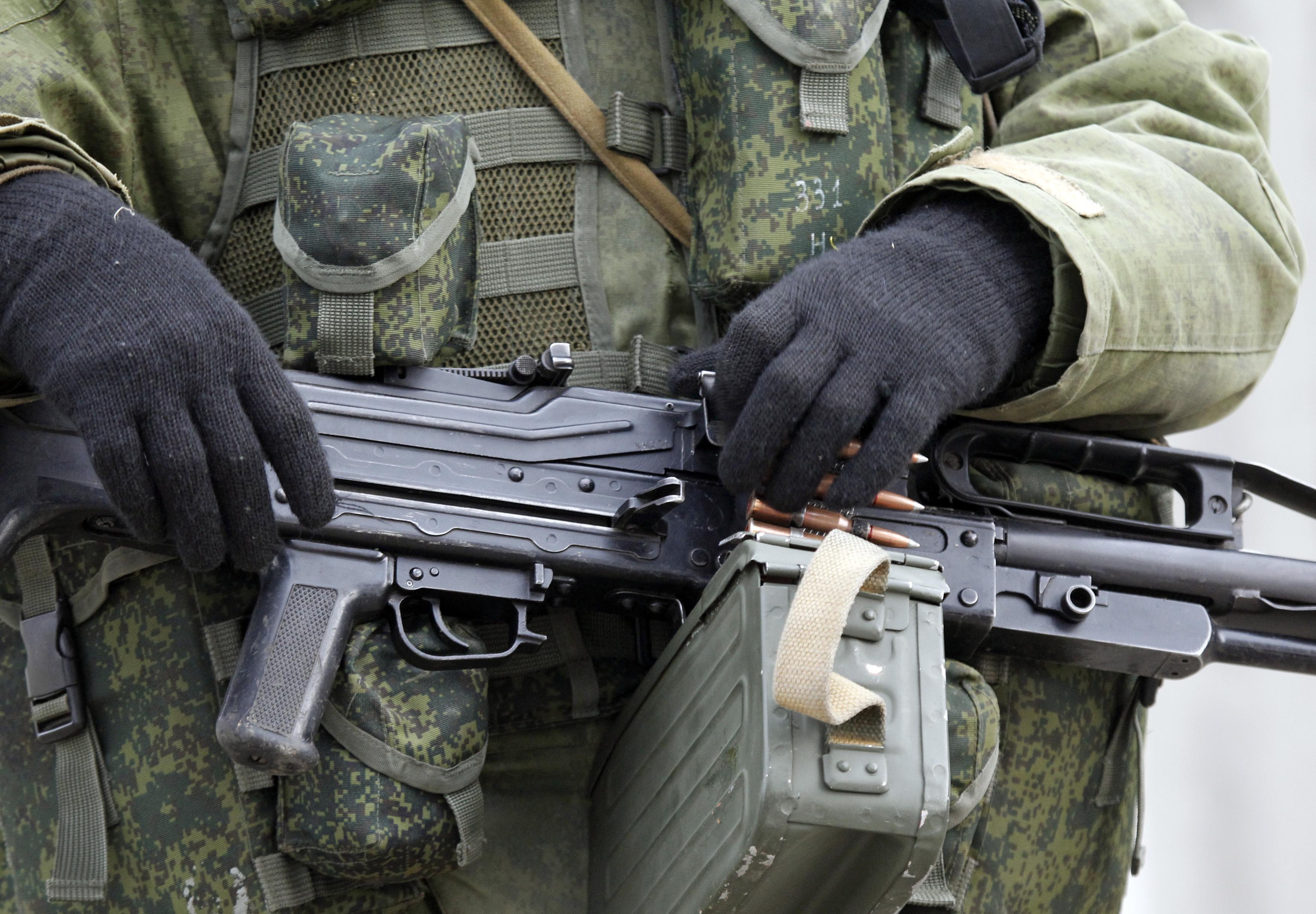 Image for Российское военное присутствие способствует разделению Донбасса