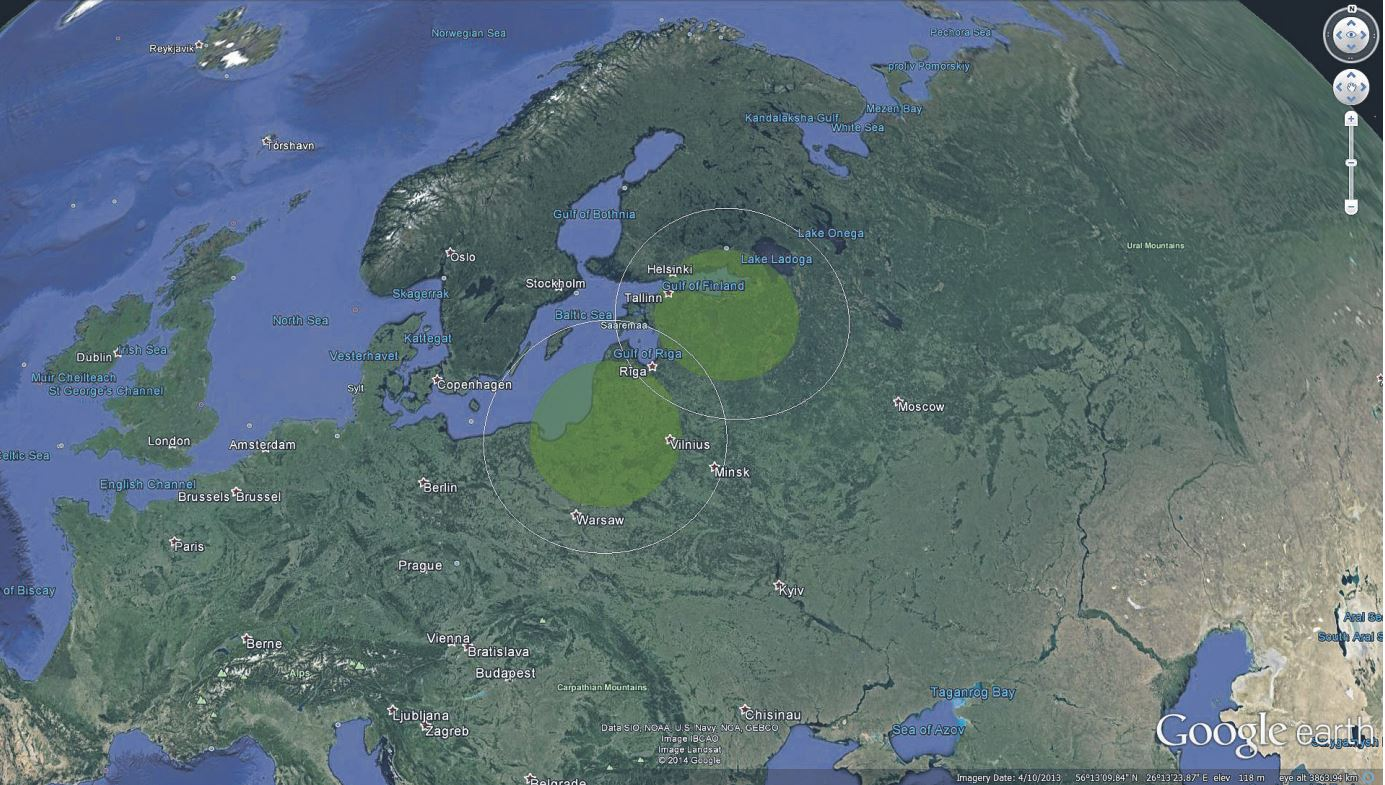 Image for Russian Armed Forces in the Baltic Sea Region