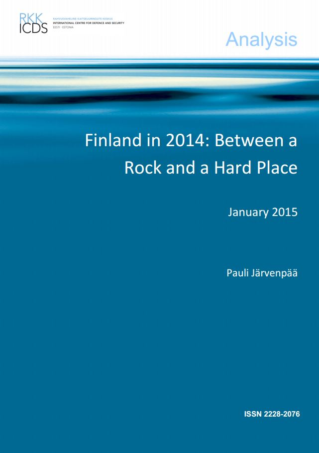 Image for Finland in 2014: Between a Rock and a Hard Place
