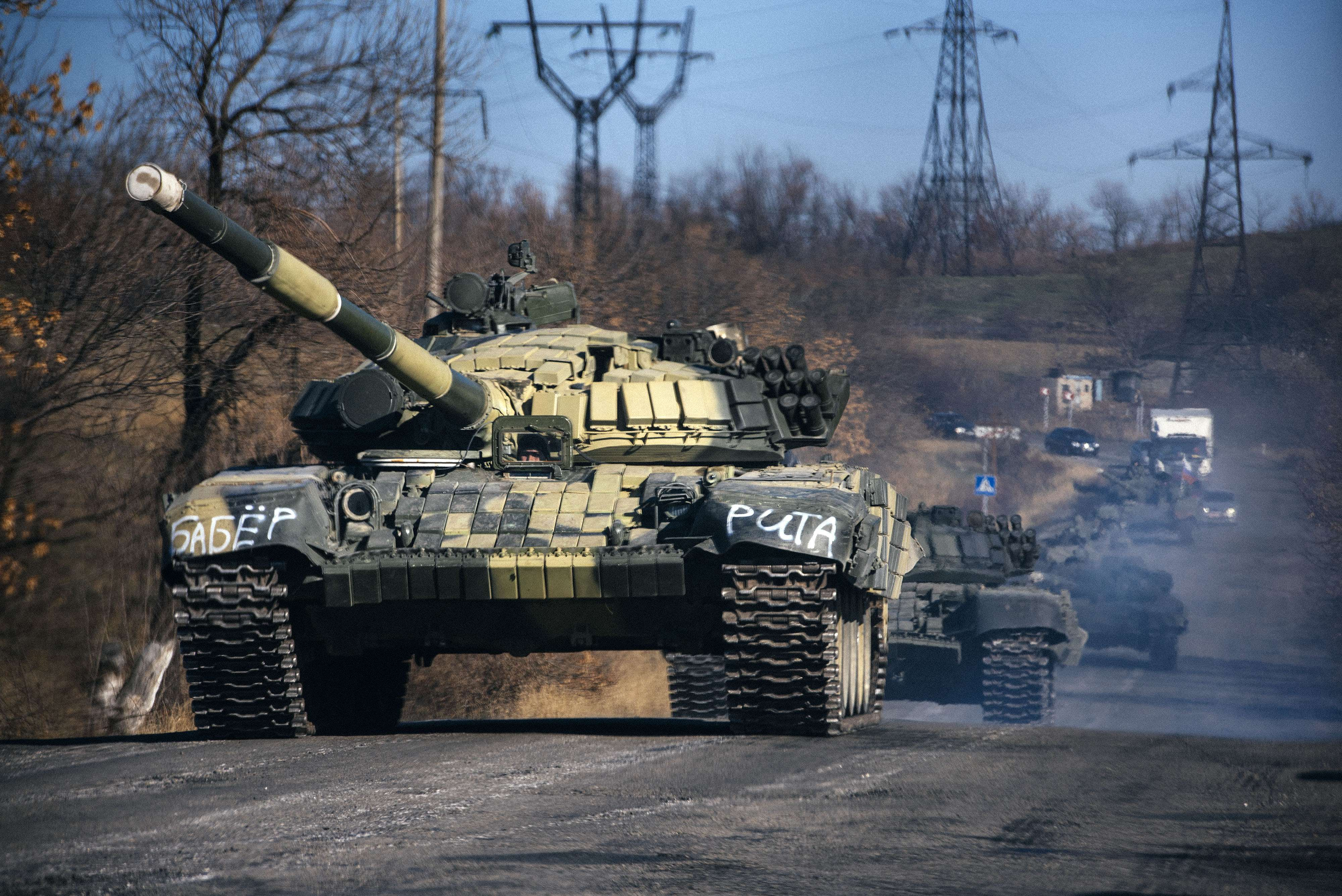 Image for Сепаратистские силы в Луганской «Республике»: порядок из хаоса?