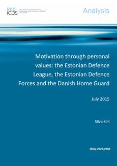 Image for Мотивация на основе личных ценностей: Кайтселийт, Силы обороны Эстонии и датский Хемверн*