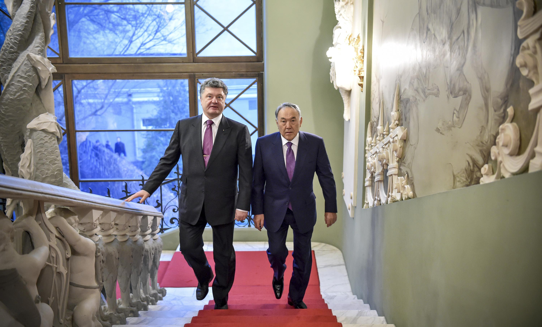 Image for Украинская дипломатия Нурсултана Назарбаева