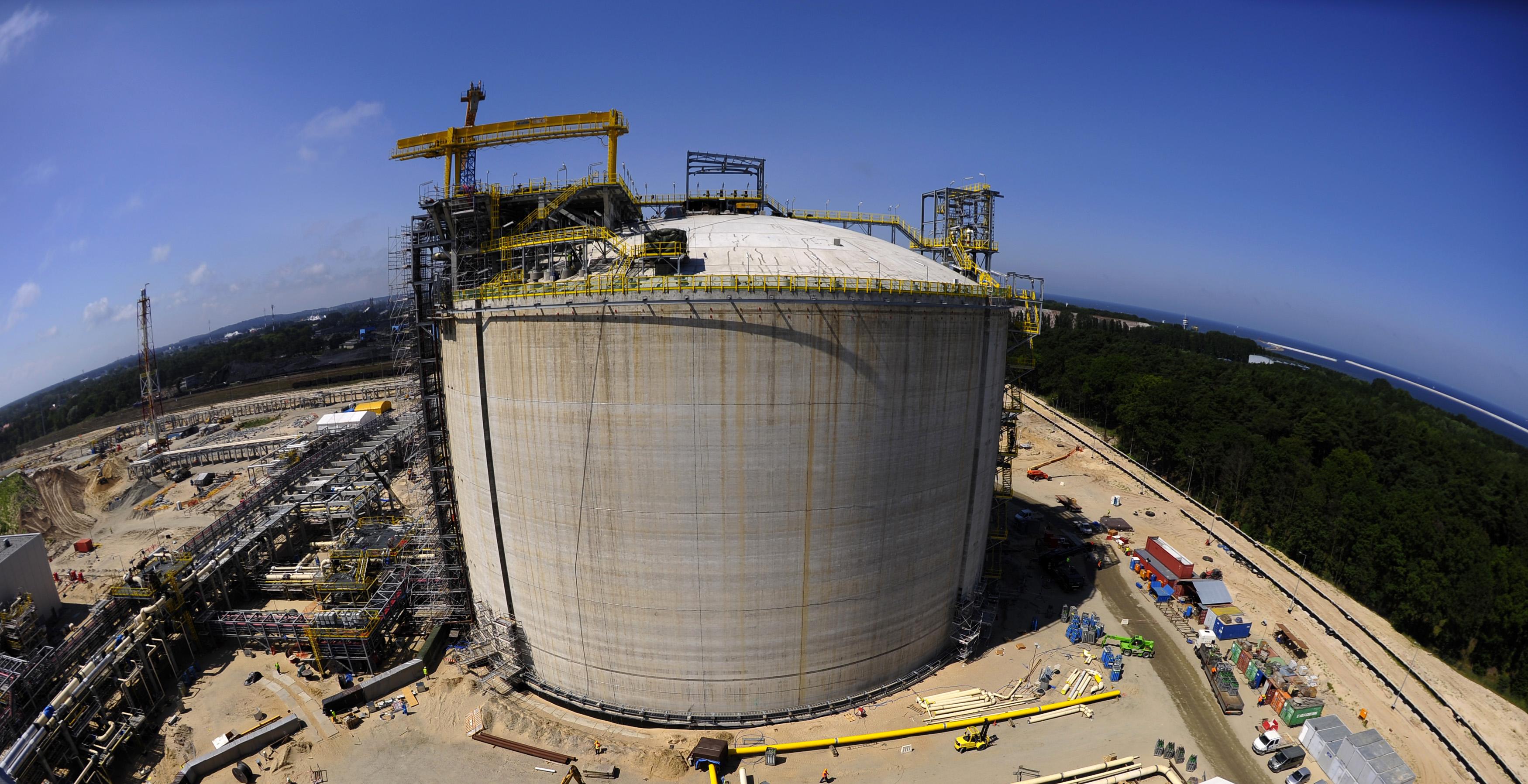 Image for Анна Булах о значении газопровода Литва — Польша для энергобезопасности региона