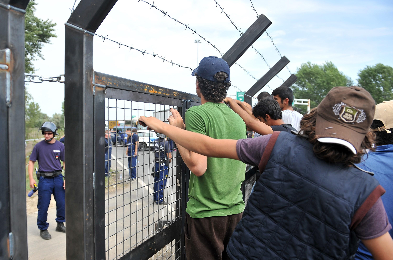 Image for Отношение к беженцам в Восточной Европе не является однозначно негативным