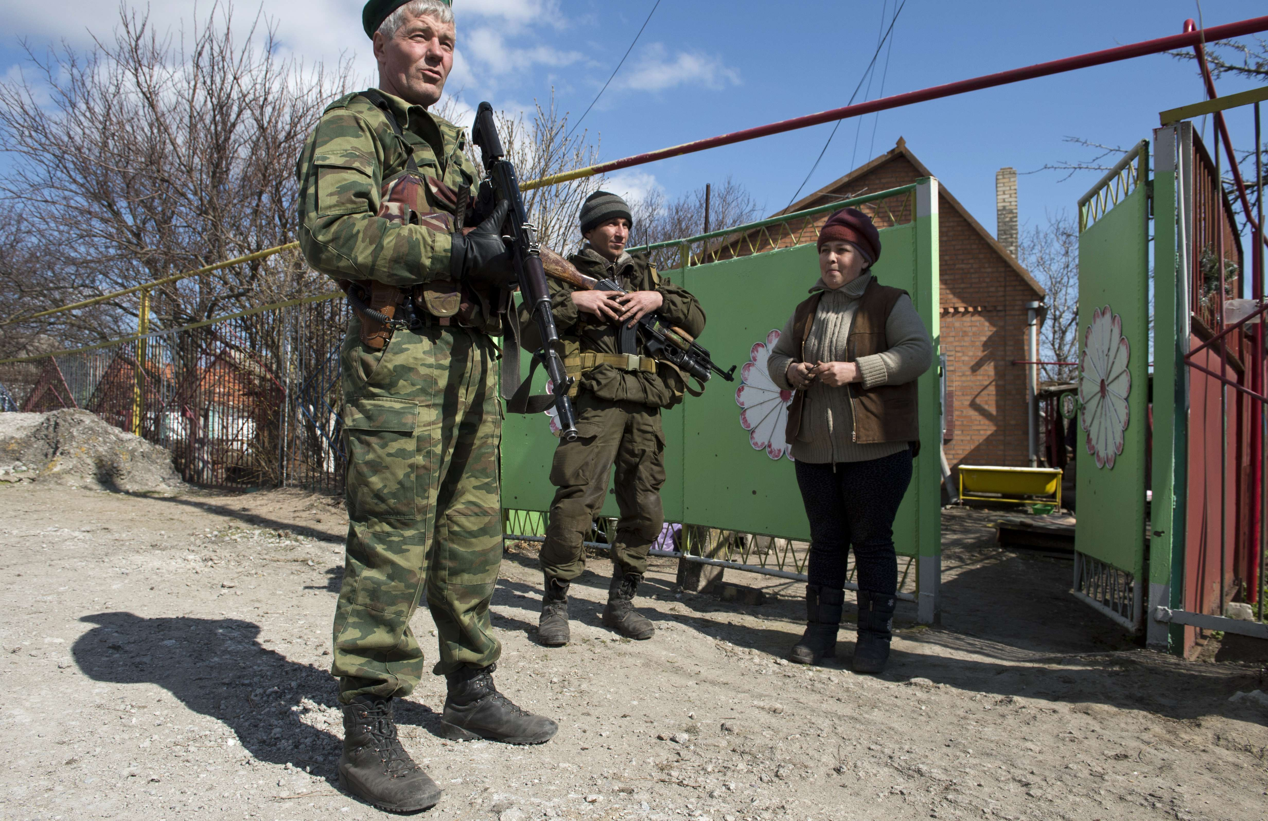 Image for Shyrokyne 'Demilitarized Zone': Russia's New Idea of Conflict-Management in Ukraine's East