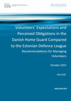 Image for Ожидания добровольцев и воспринимаемые ими обязательства в датском Хемверне и эстонском Кайтселийте*