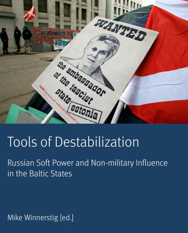 Image for Tools of Destabilization