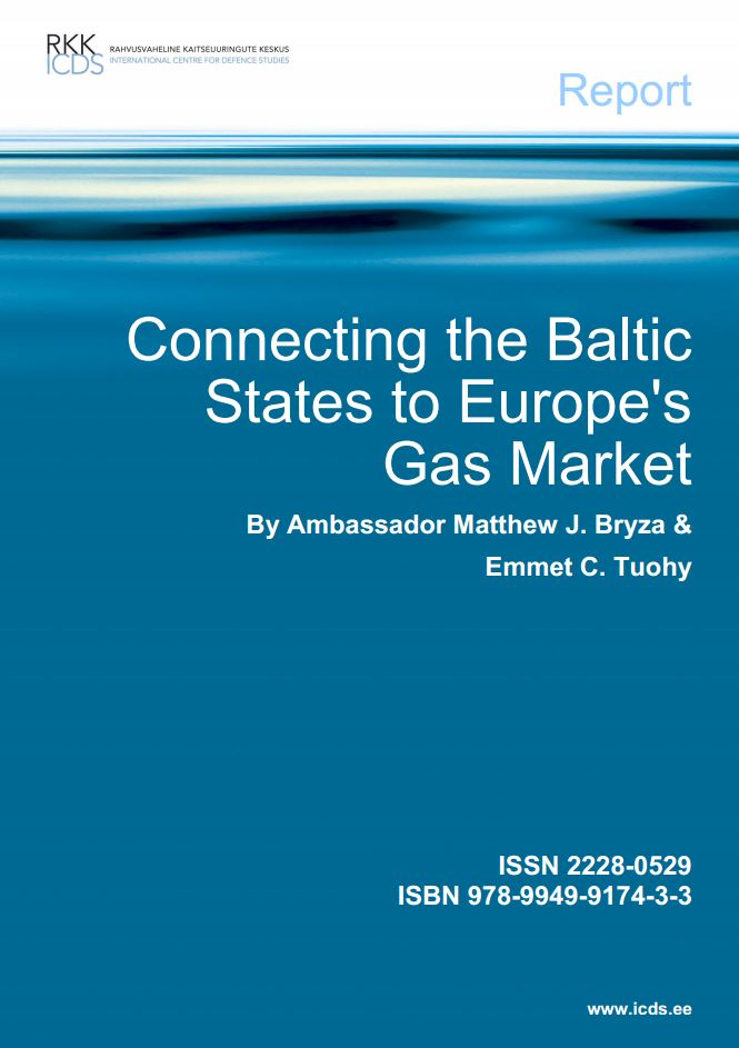 Image for Connecting the Baltic States to Europe's Gas Market