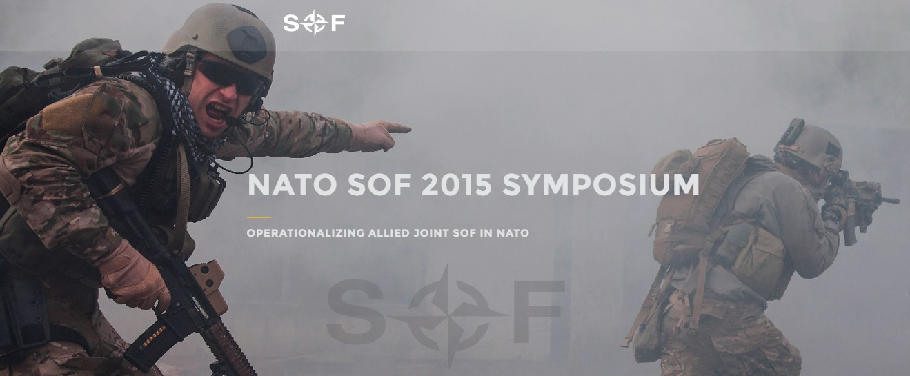 Image for NATO Special Operations Forces (SOF) Symposium 2015