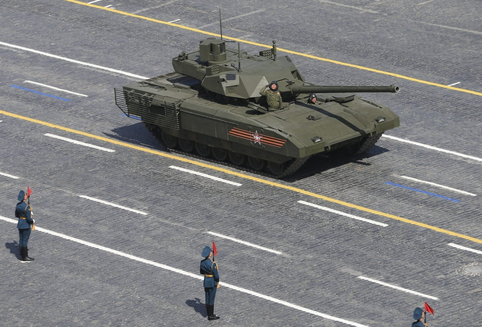 Image for Russia's military modernization versus peace and stability in Europe