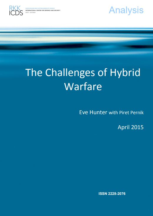 Image for The Challenges of Hybrid Warfare