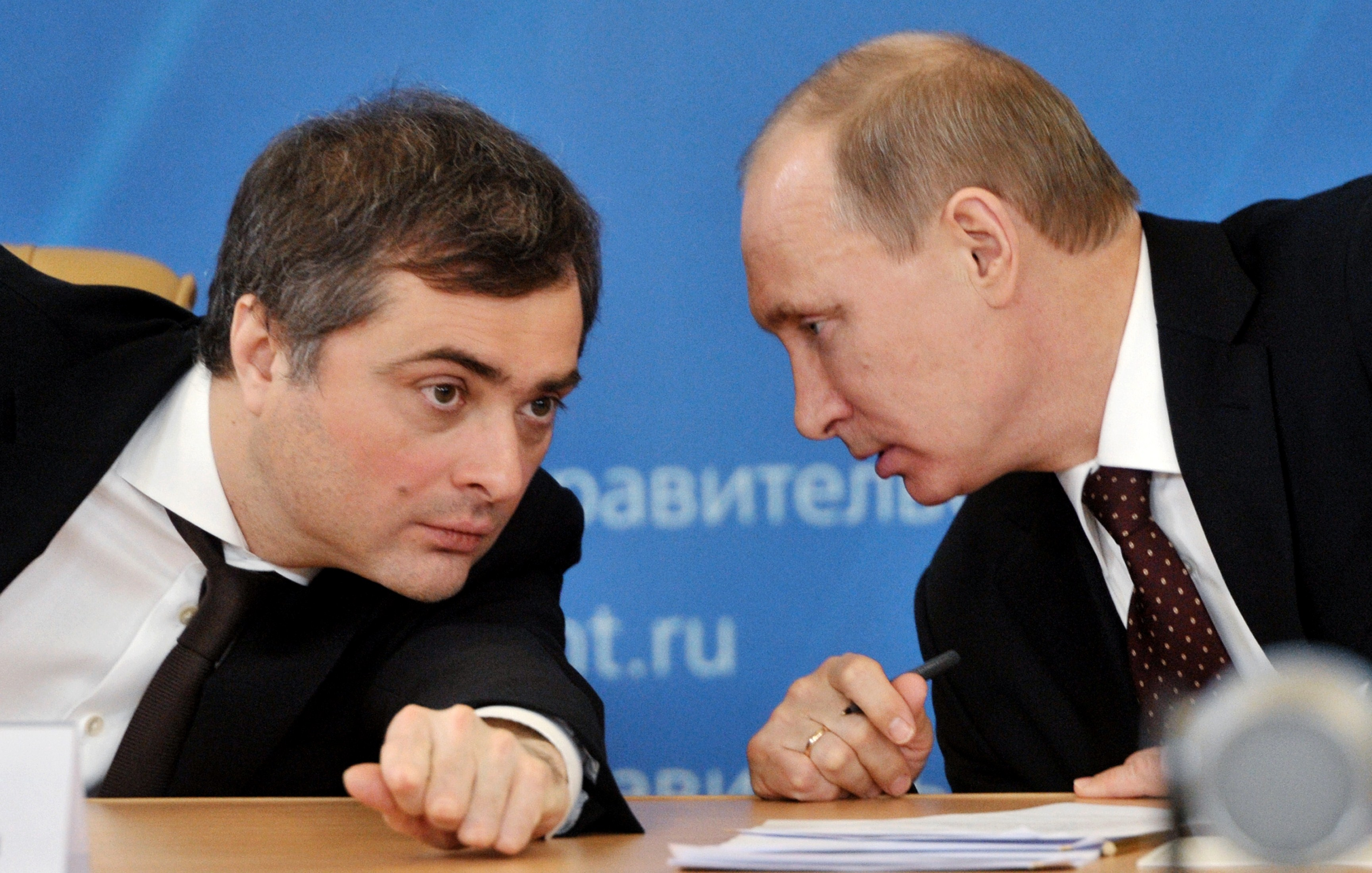 Image for Surkov and Gryzlov: Russia's New Negotiators on Ukraine