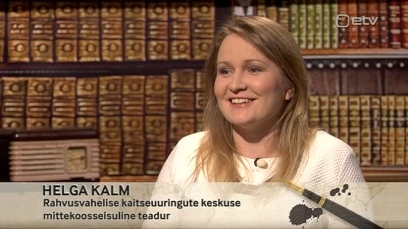 Image for RKK mittekoosseisuline teadur Helga Kalm rääkis Välisilmas EL-Türgi viisaleppest ja Londoni uuest linnapeast
