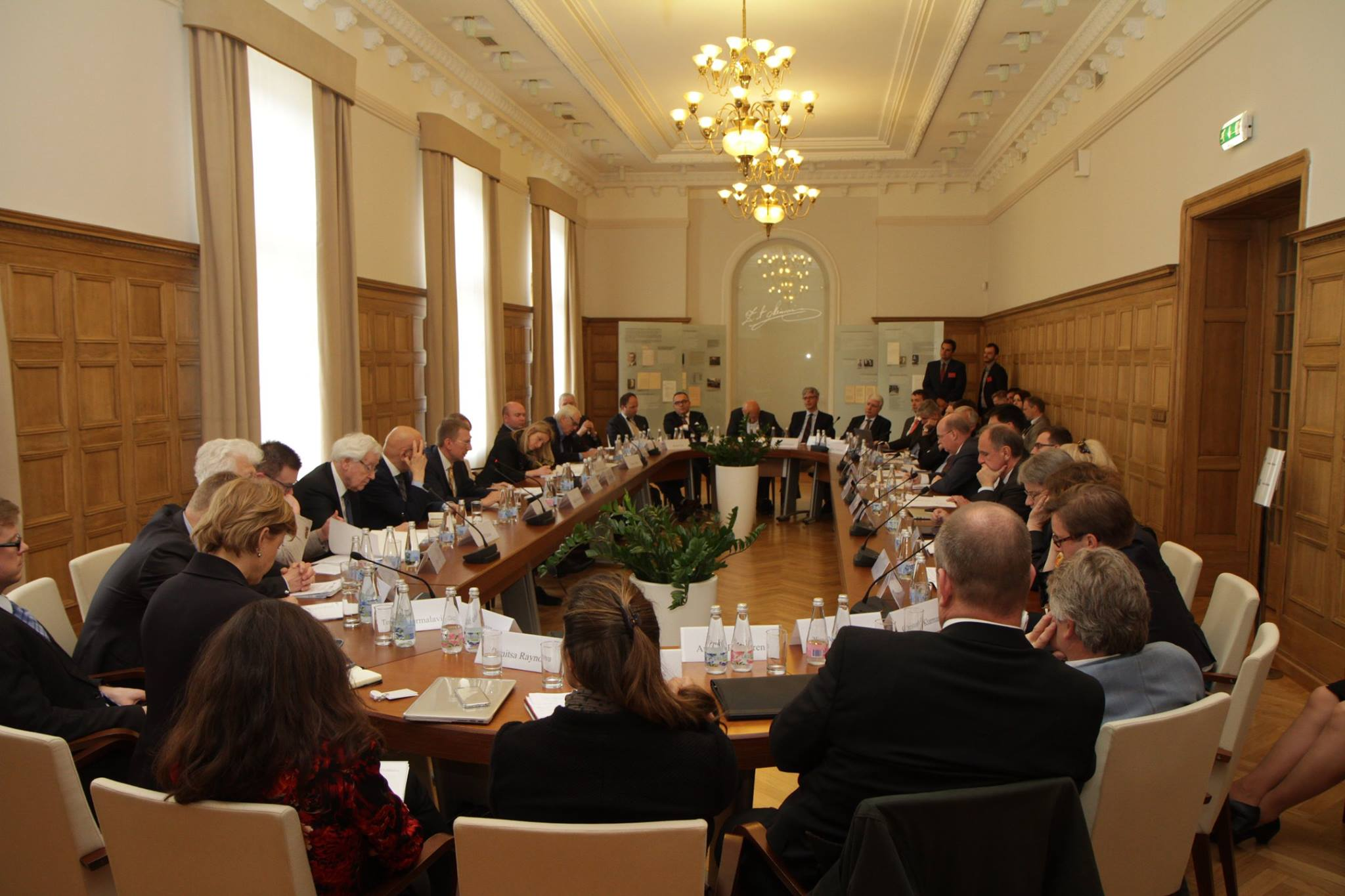 Image for ICDS Representative Participates in Riga Dialogue 2016