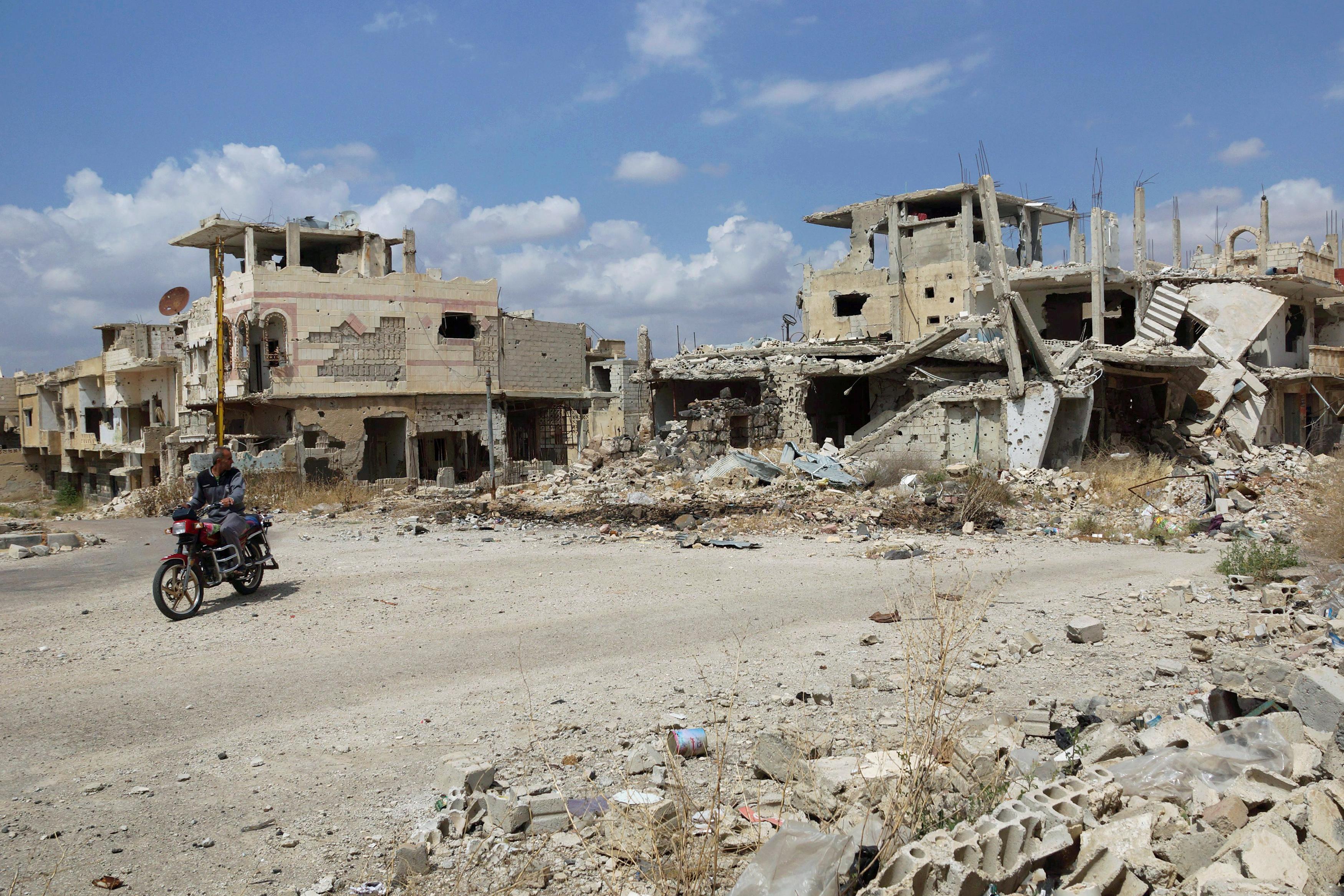 Image for Helga Kalm rääkis Vikerraadiole olukorrast Süürias
