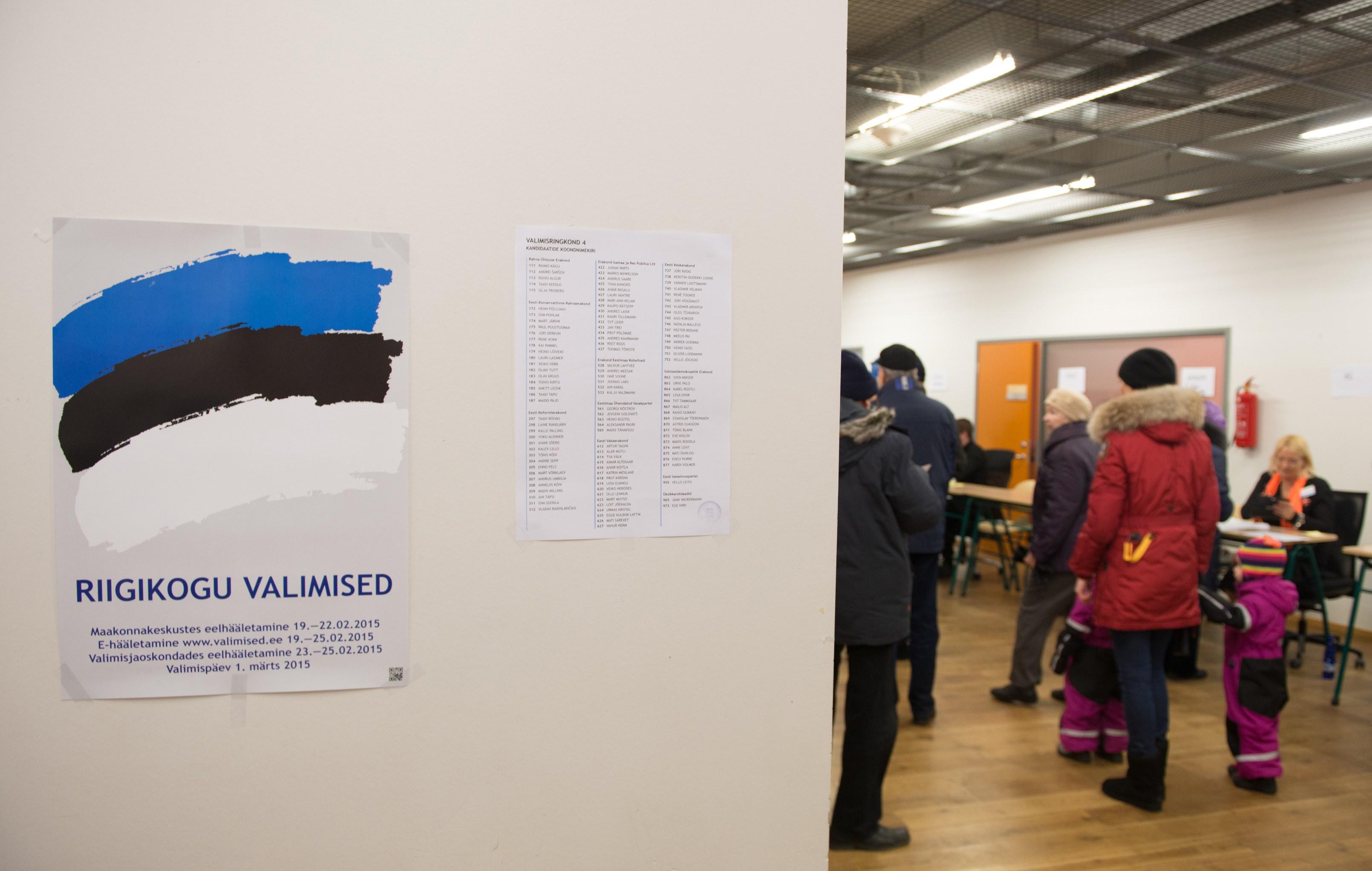 Image for Выборы: Эстония и Европа