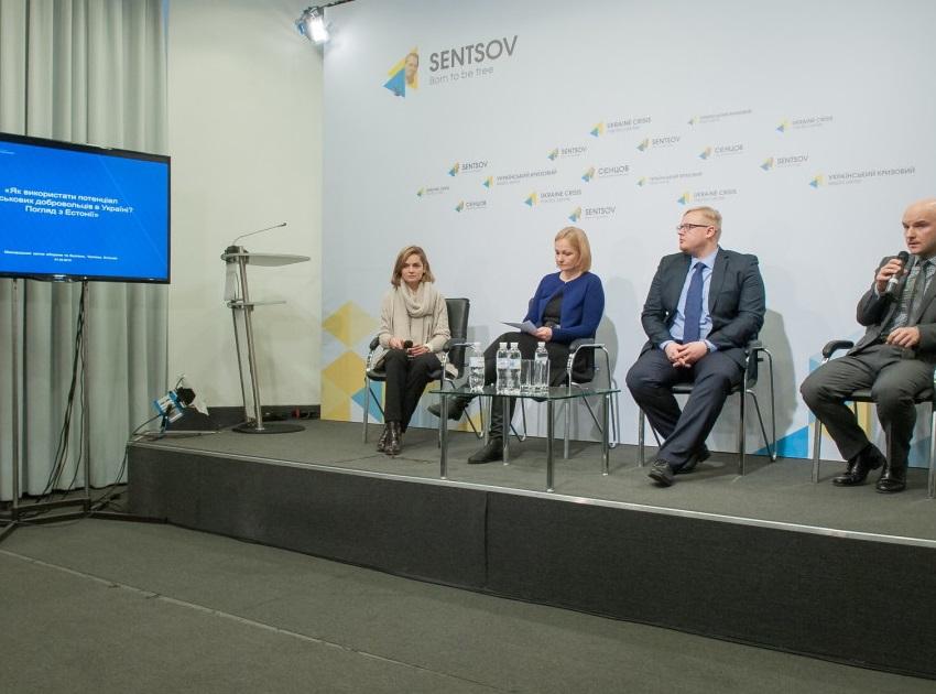 Image for Самой большой мотивацией для украинского добровольца является защита его семьи – эстонские эксперты