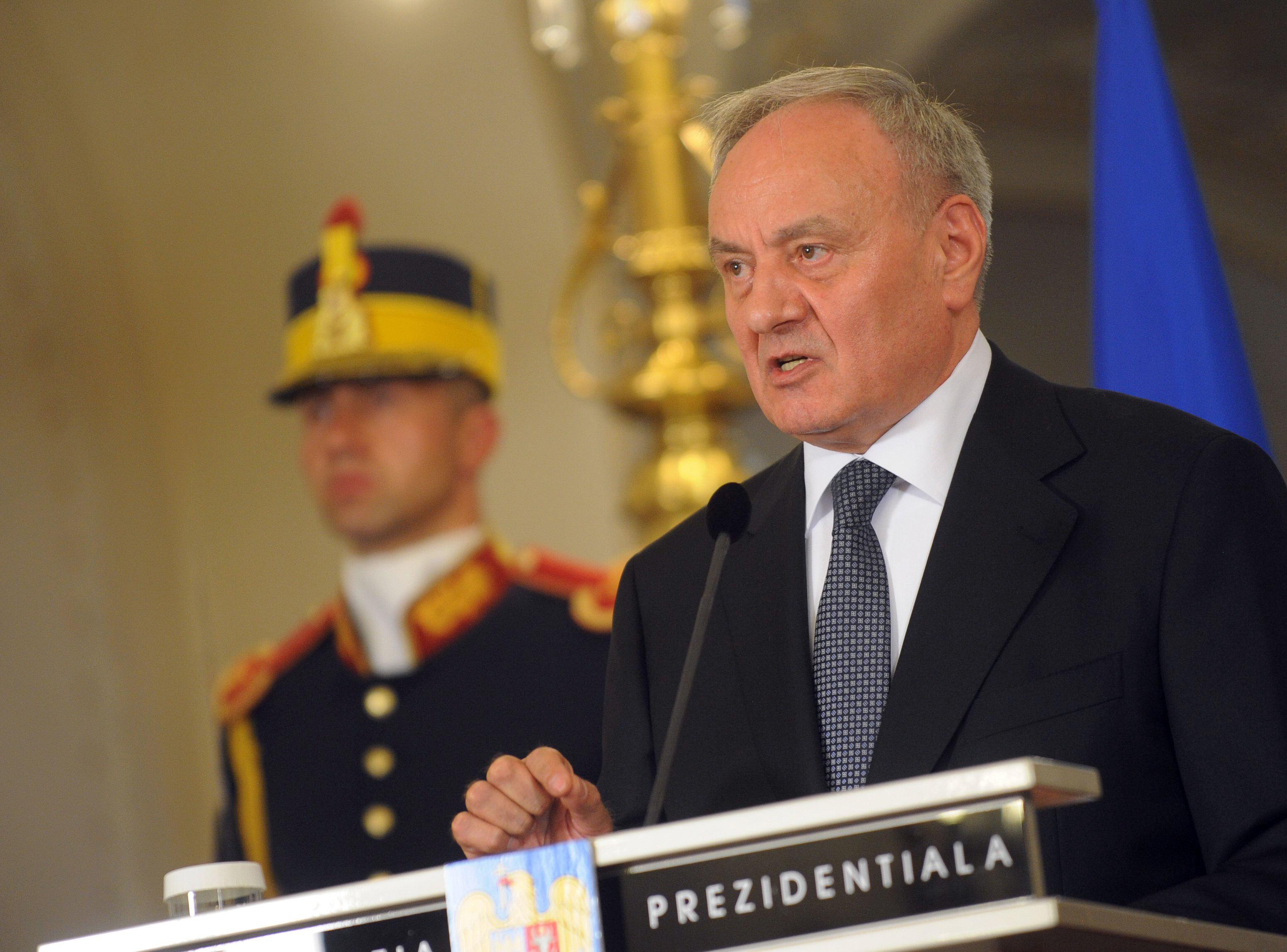 Image for Moldova: President Versus Plutocrat