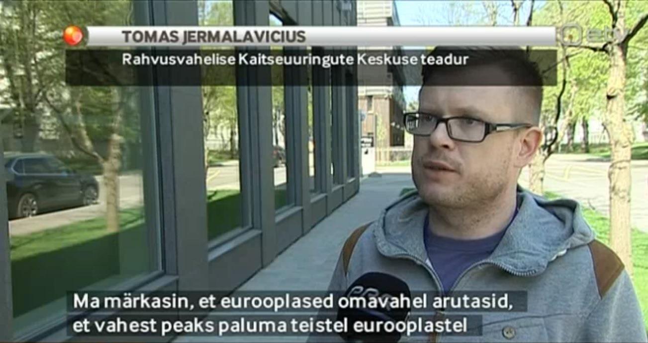 Image for RKK teadurid kommenteerivad Eesti võimalikku pääsu ÜRO Julgeolekunõukogu ajutiseks liikmeks