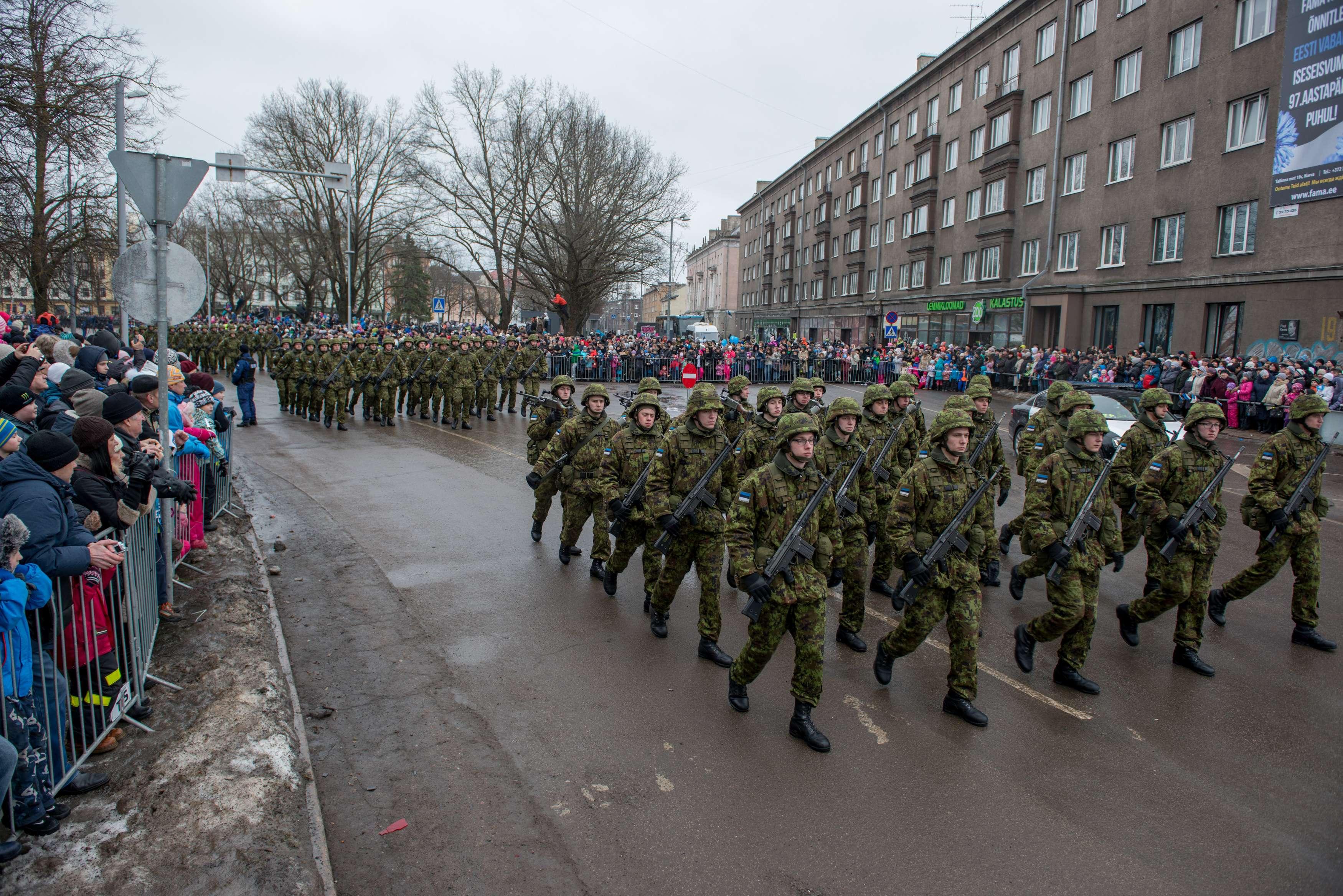 Image for Максим Бугрий: Эстония не была бы членом НАТО все эти годы, если бы этого не поддерживали неэстонцы
