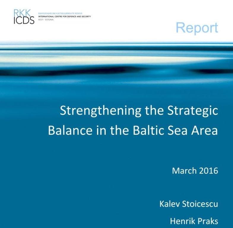 """Image for RKK raporti """"Strateegilise tasakaalu tugevdamine Läänemere piirkonnas"""" arutelu Välismäärajas"""