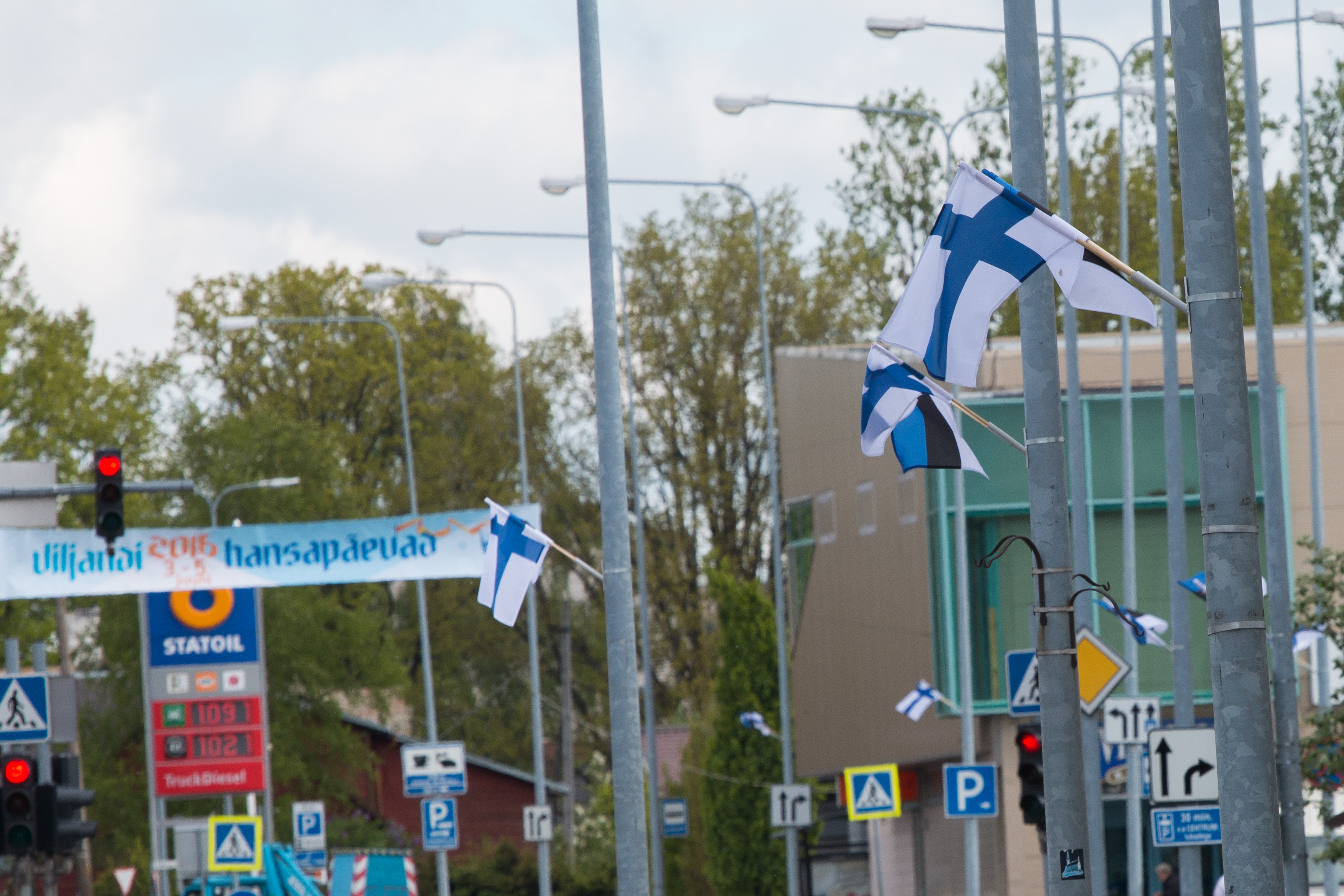 Image for Relations between Estonians and Finns in Changing Times
