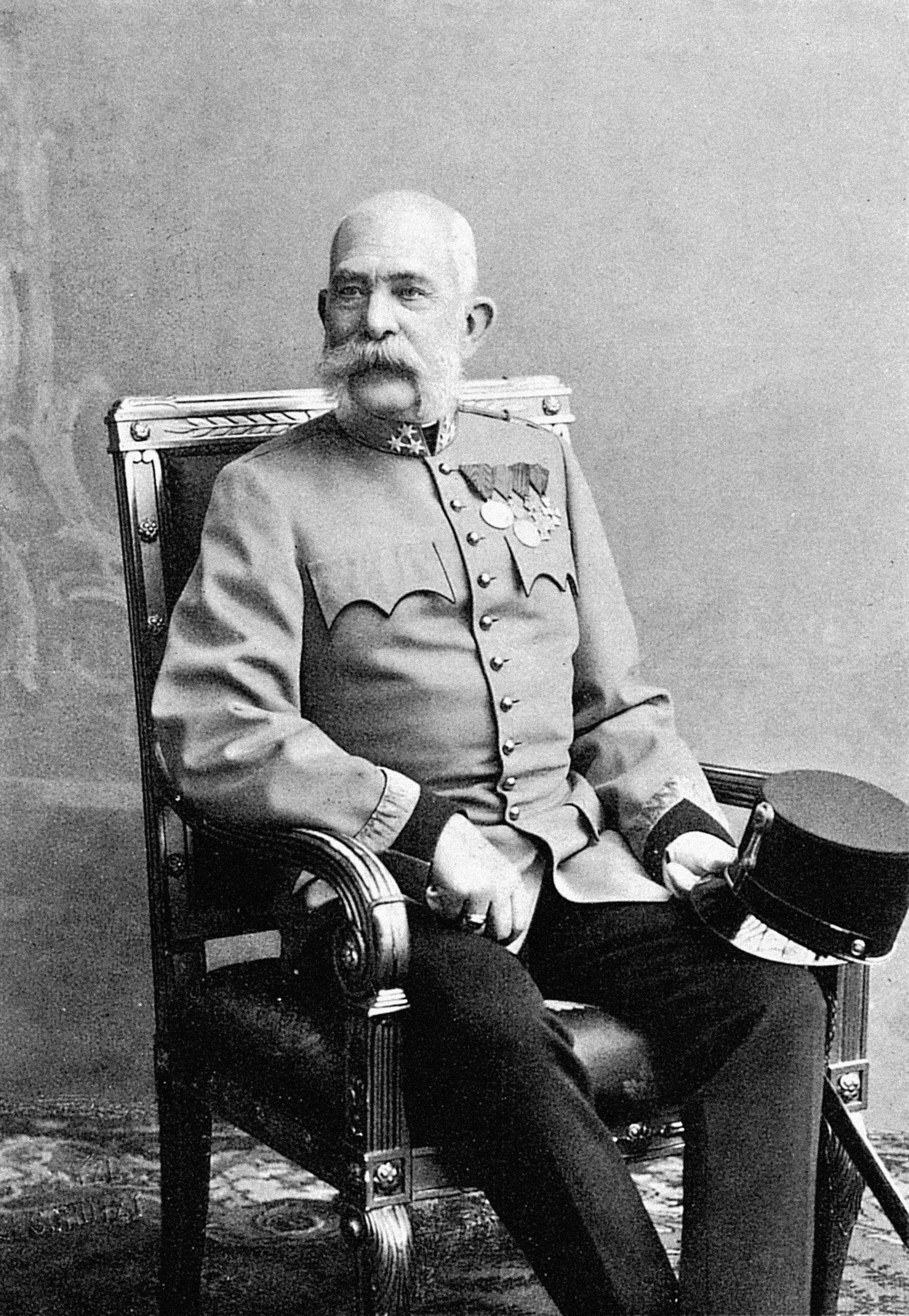 Image for Franz Joseph I: A Person in Time