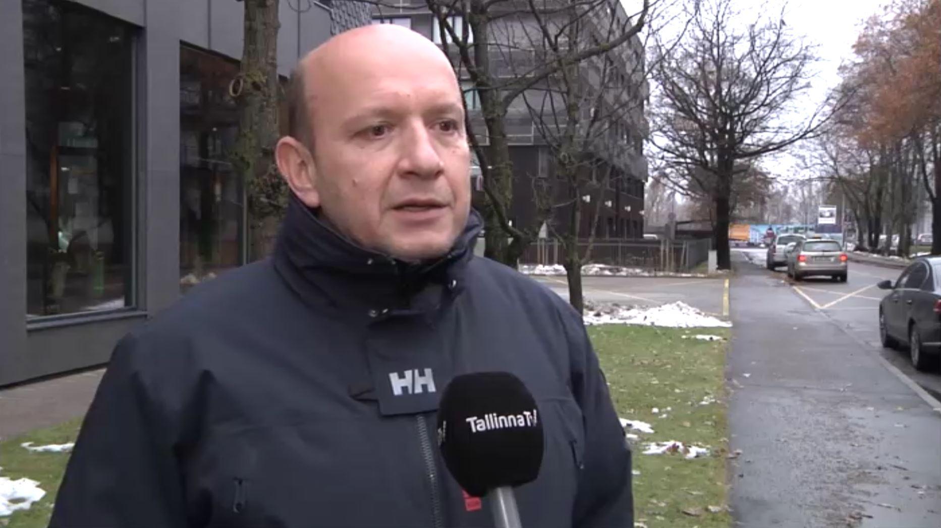 """Image for Kalev Stoicescu saates """"Täna Maailmas"""""""