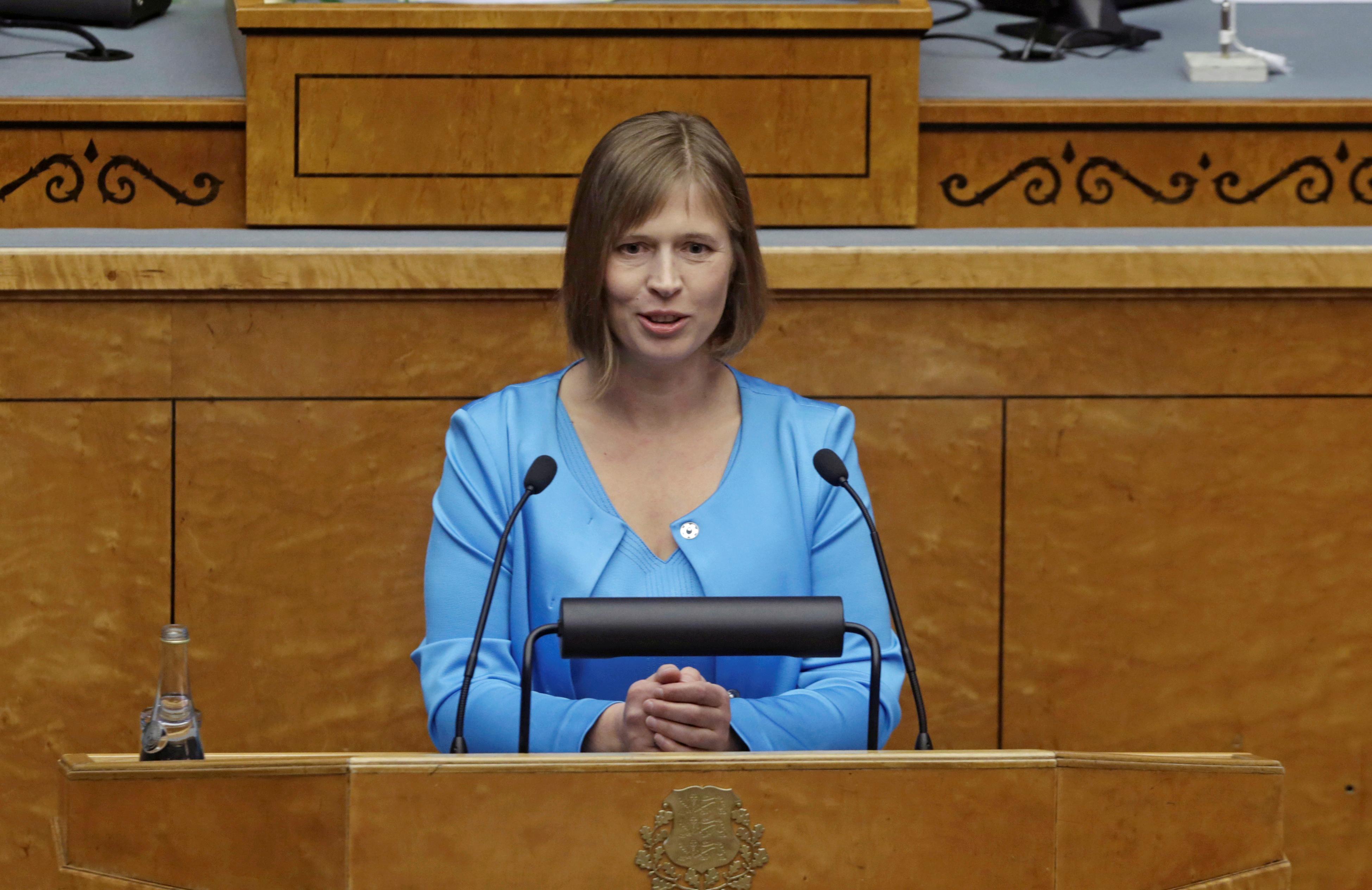 Image for Diplomaatia peatoimetaja Erkki Bahovski kommenteeris uut Eesti presidenti Soome meediale