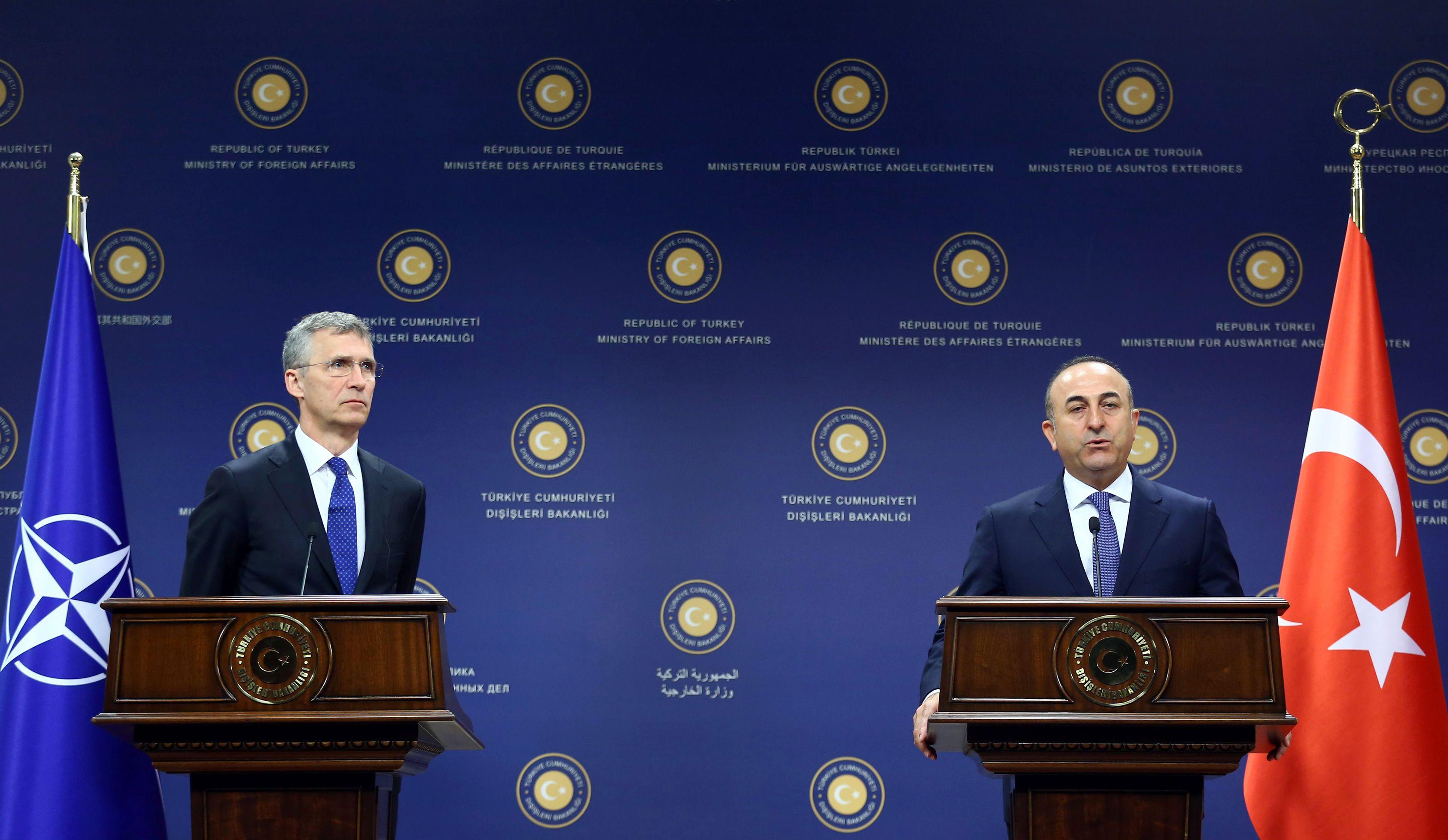 Image for Об отношениях Турции с НАТО и ЕС