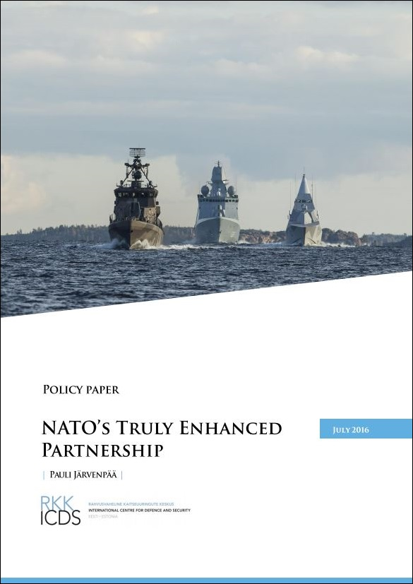 Image for NATO's Truly Enhanced Partnership