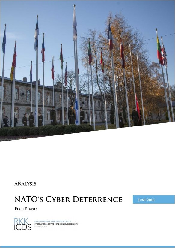 Image for NATO's Cyber Deterrence
