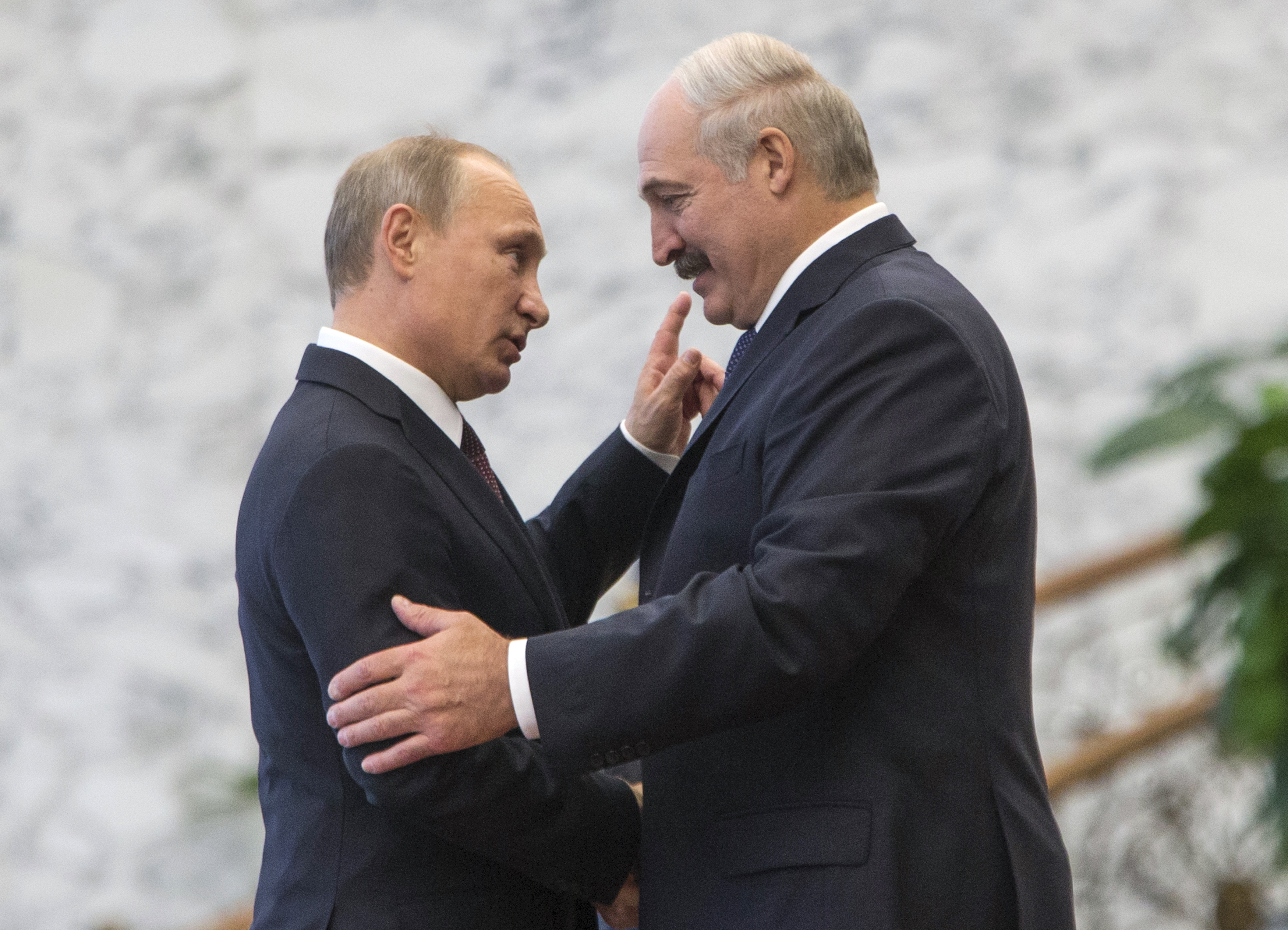 Image for Is Belarus the Next in Line?