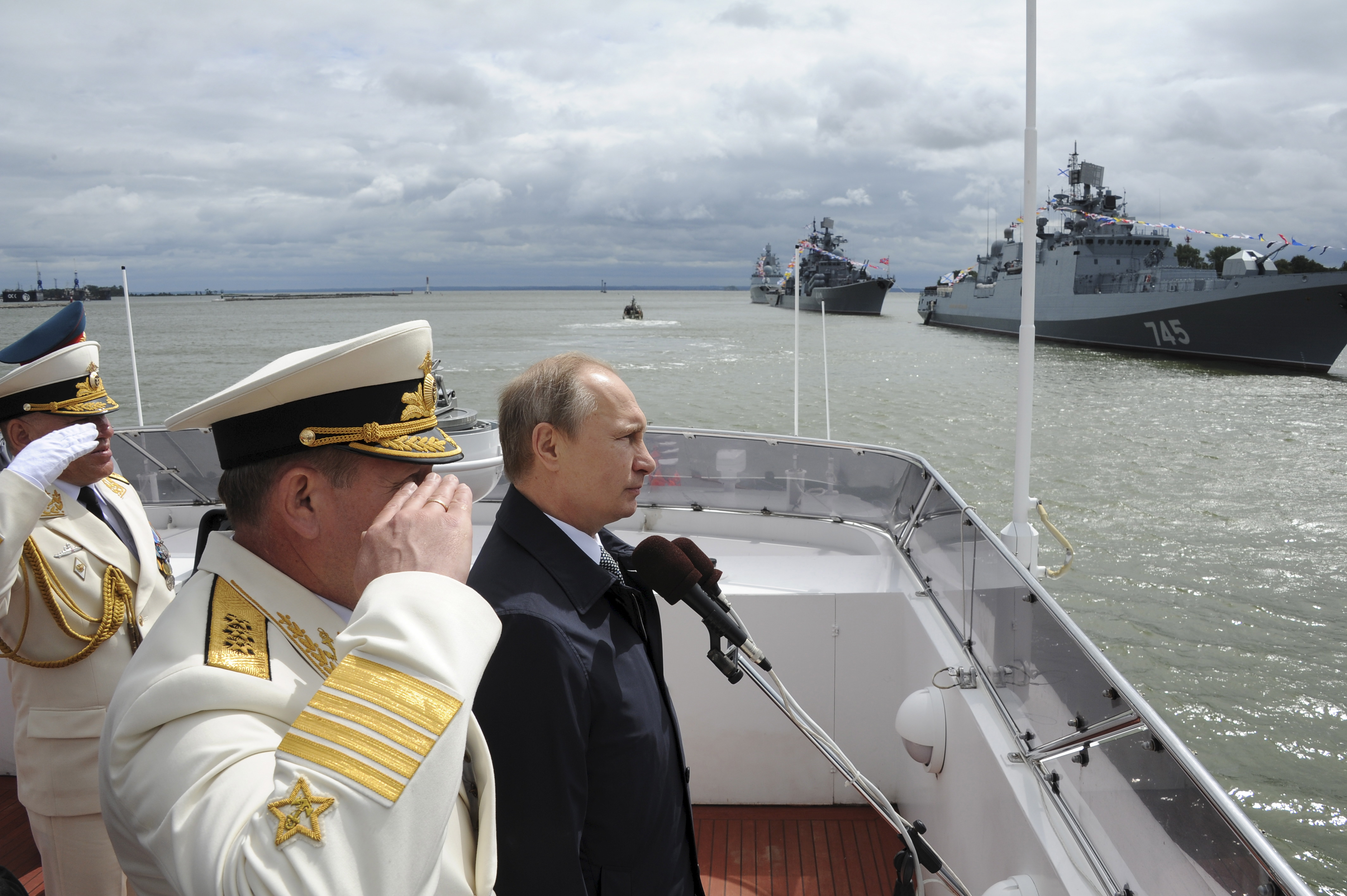 Image for Russia's Possible Reaction to NATO's Deployment of Defensive Forces in the Eastern Flank