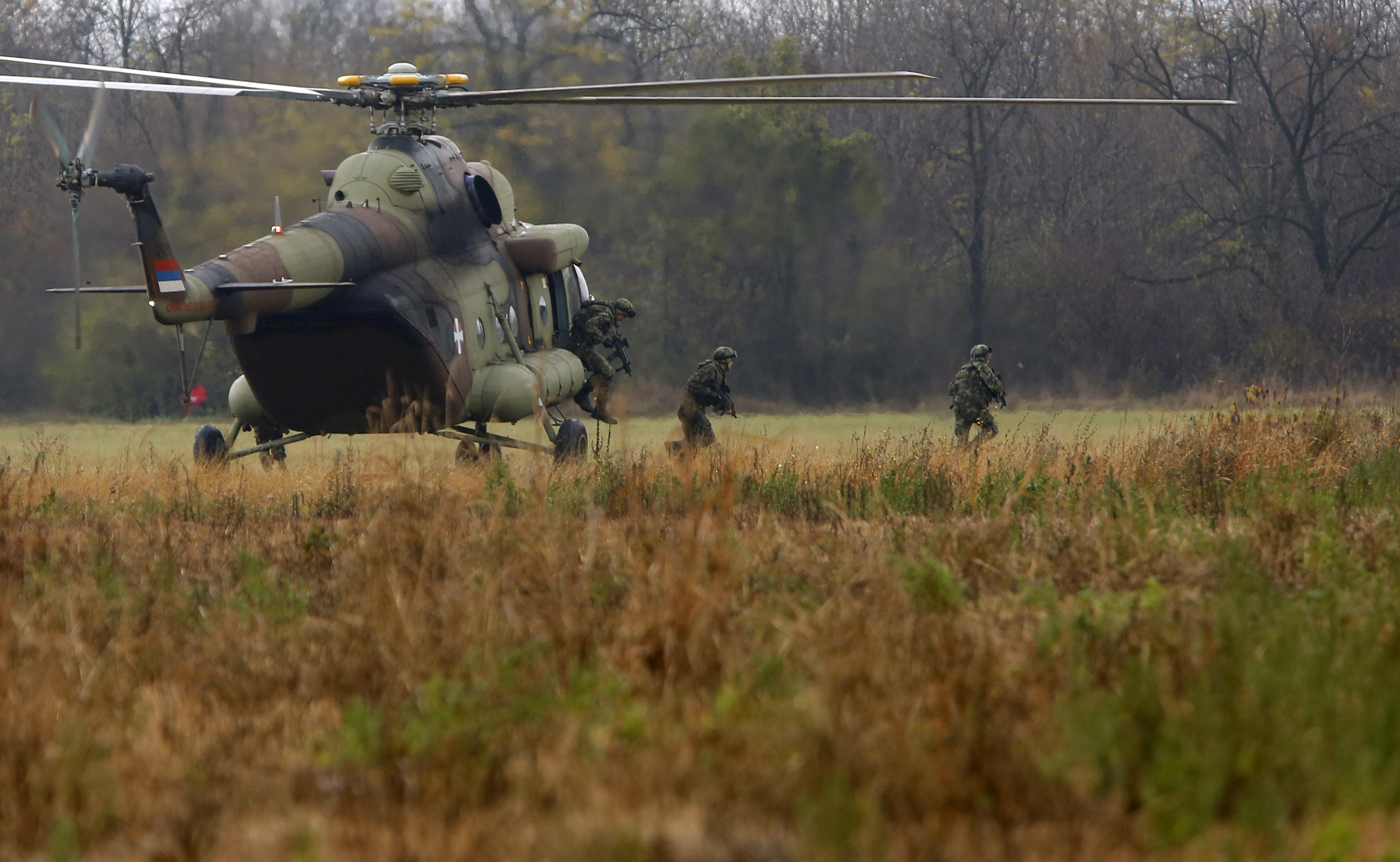 Image for Miks Kreml süüdistab NATOt Venemaa «sisse piiramises»?