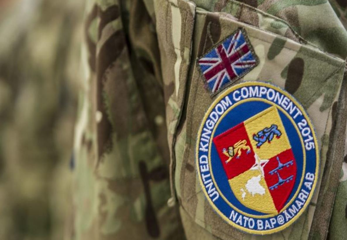 Image for Strengthening the UK's Military Power in the Baltics