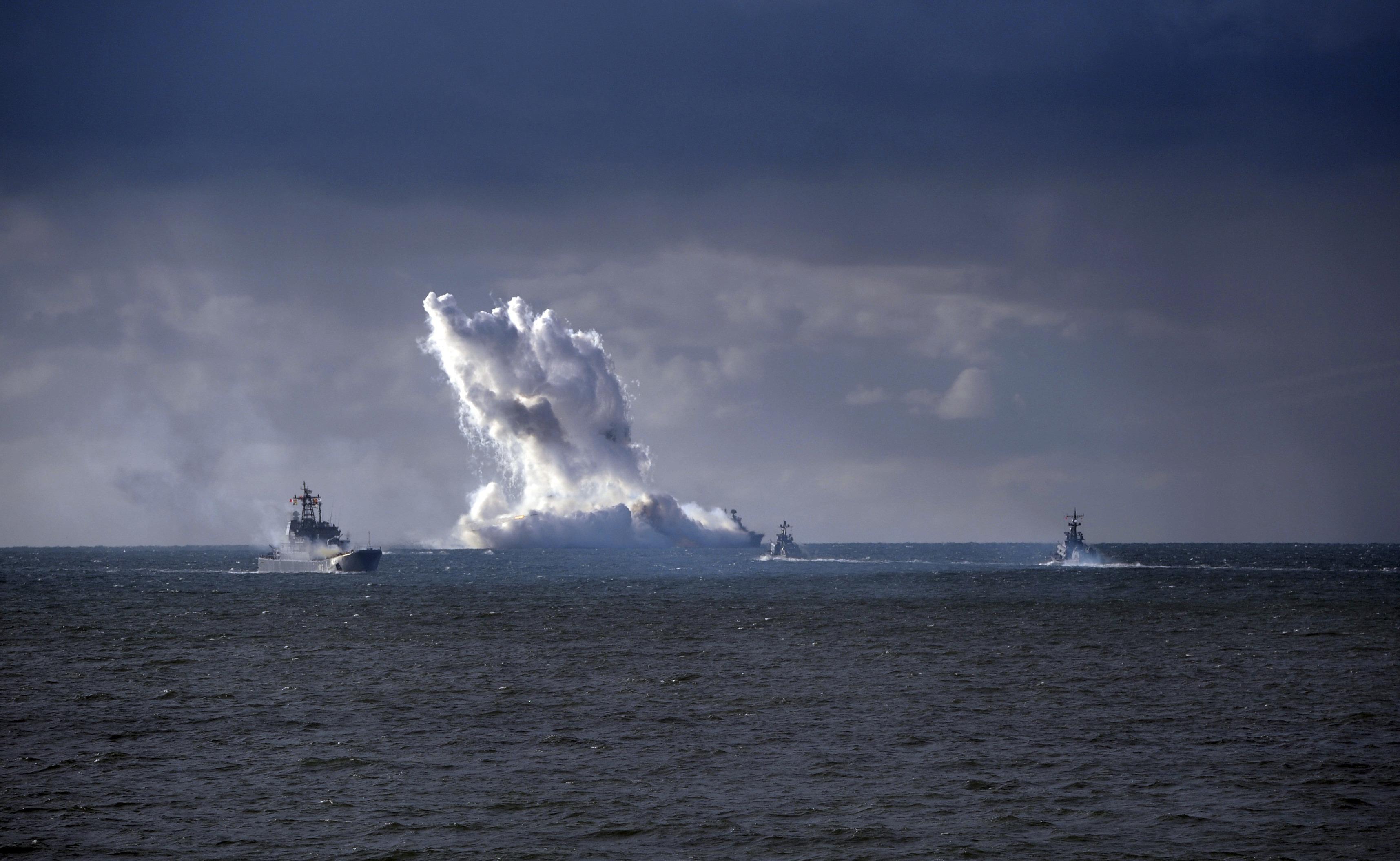 Image for Venemaa Balti laevastik – Potjomkini küla või vägevaim sõjaline jõud Läänemere piirkonnas?