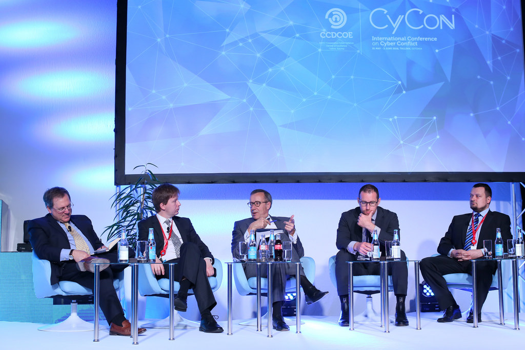 Image for CyCon 2016 and NITEC2016: NATO's Cyber Defence Post-Warsaw