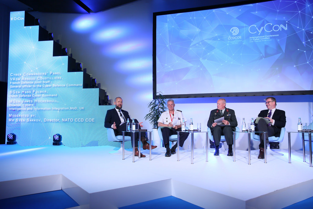 Image for CyCon, Cyber Power and Security Strategy