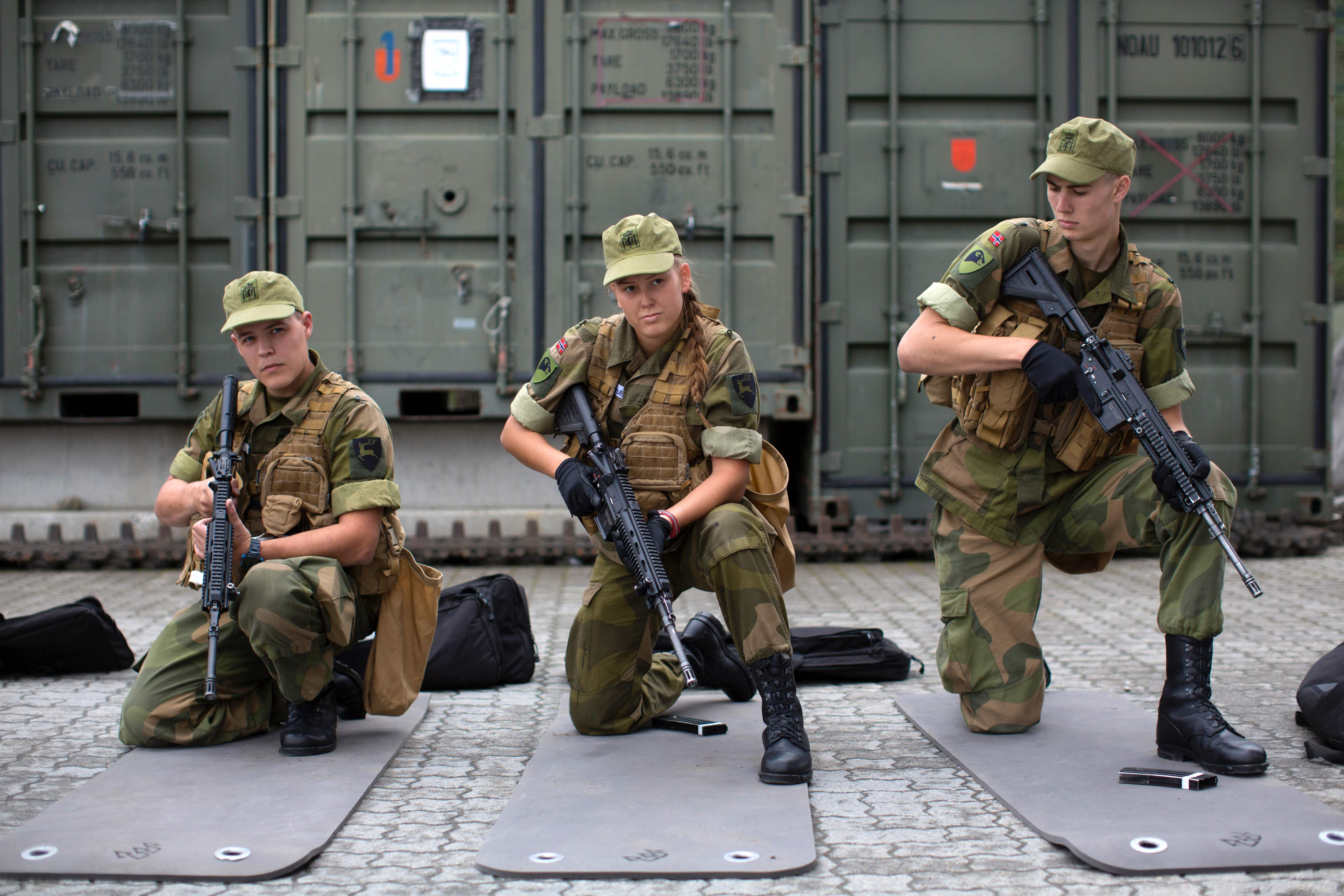 Image for Preparing for the Worst – Conscription and Reserve Forces in the Nordics