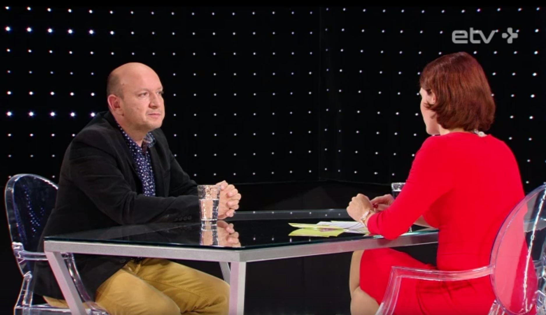 Image for На острие. Калев Стоицеску и обострение между Западом и Россией